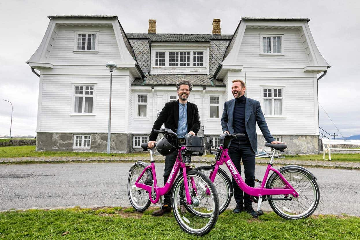 WOW! Reykjavik is the latest city to go cycle-friendly with bike hire scheme