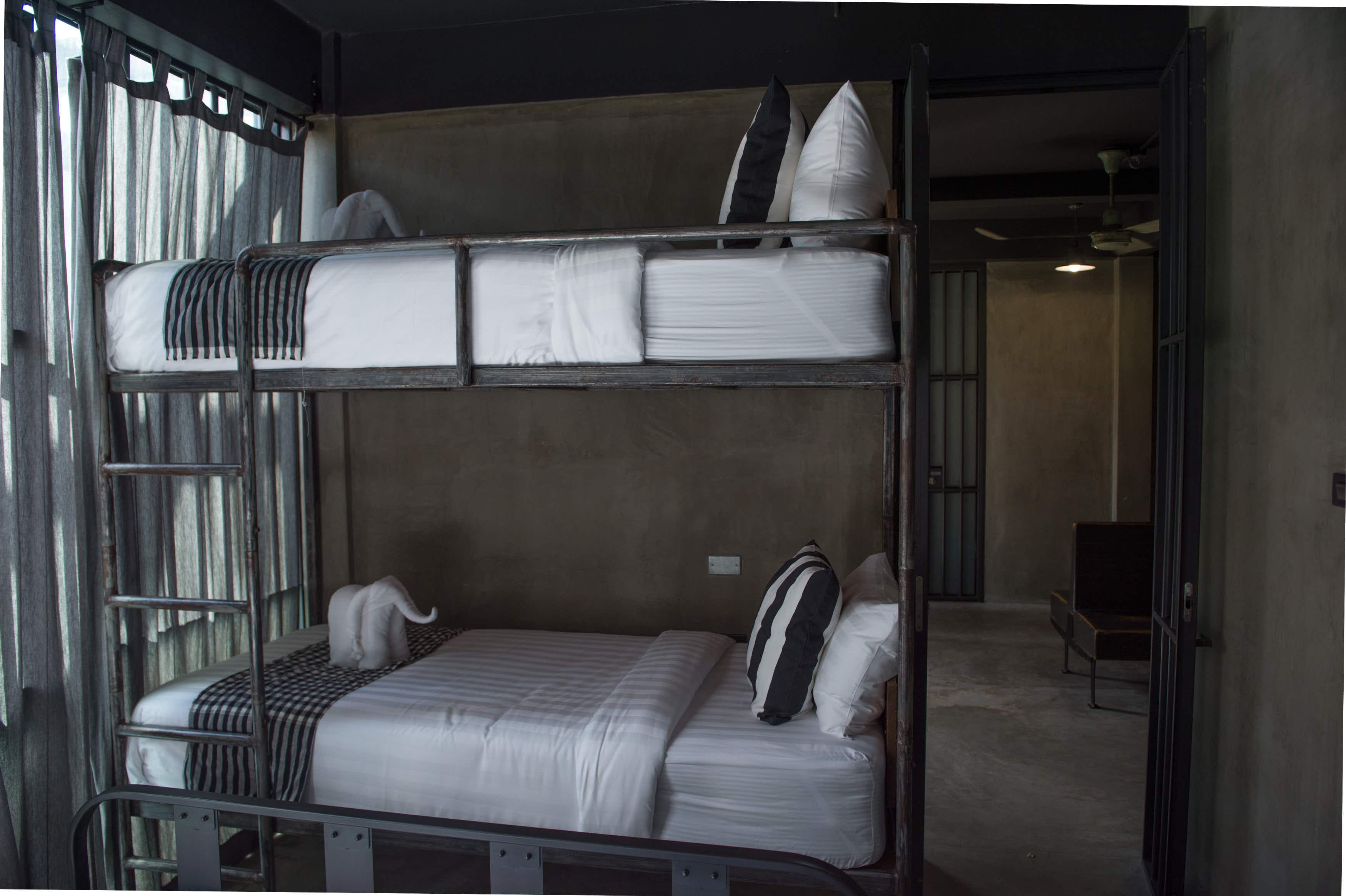 Lockup holiday style: spend a night behind bars in Bangkok's new prison-themed hostel