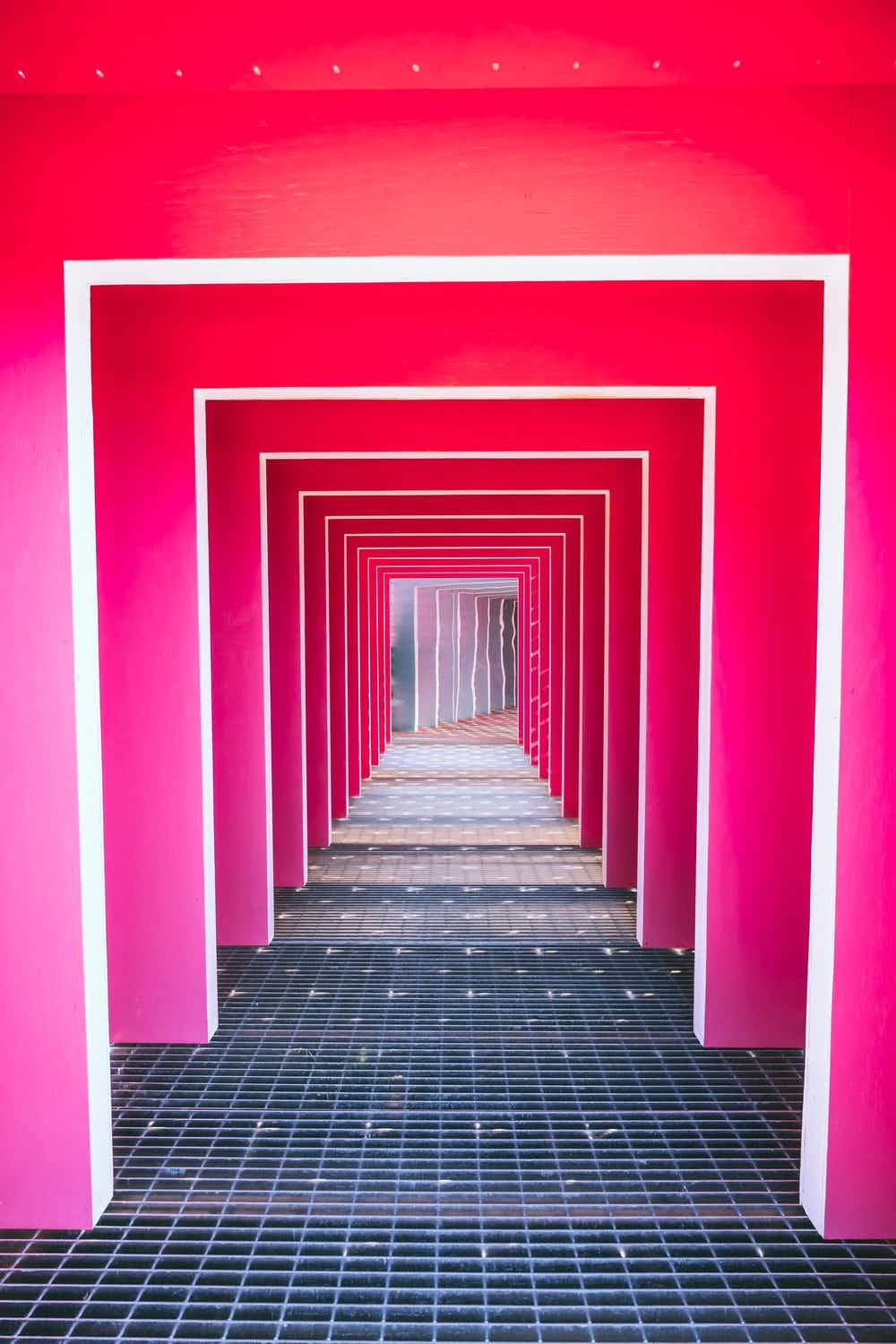 Unusual Passages: quirky art installations wow visitors to Quebec City
