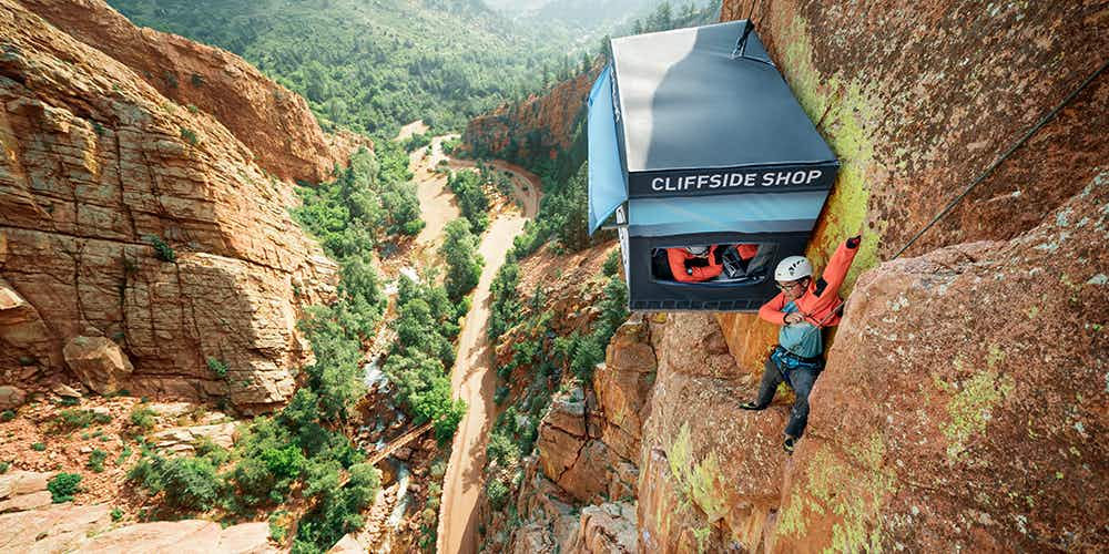Fancy popping to the 'world's most remote pop-up shop' in Colorado?