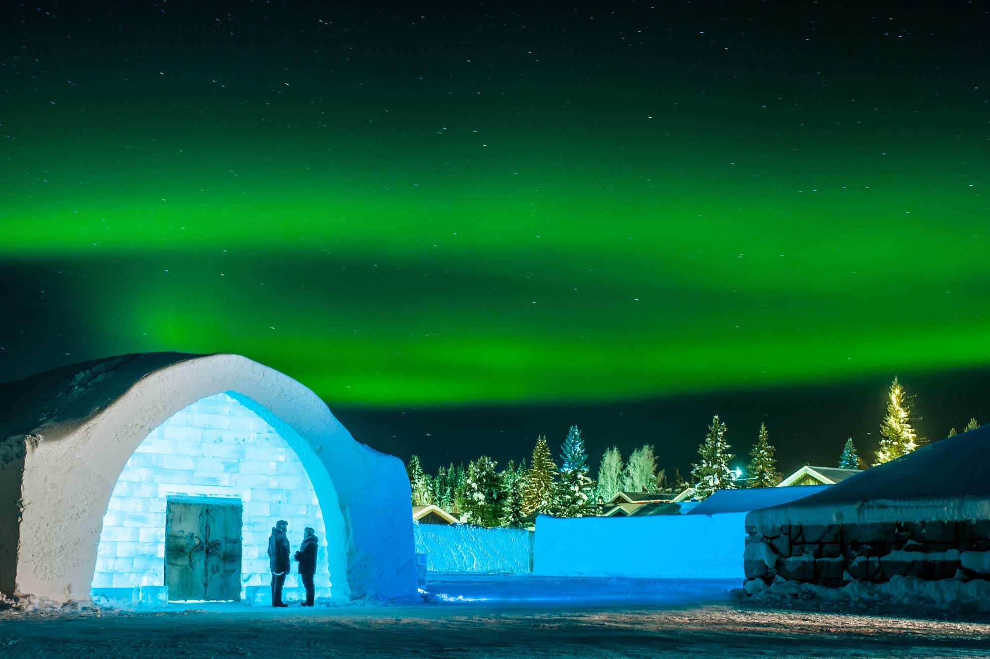 Sweden is getting its 28th Ice Hotel this winter, and here's a glimpse of what it will look like