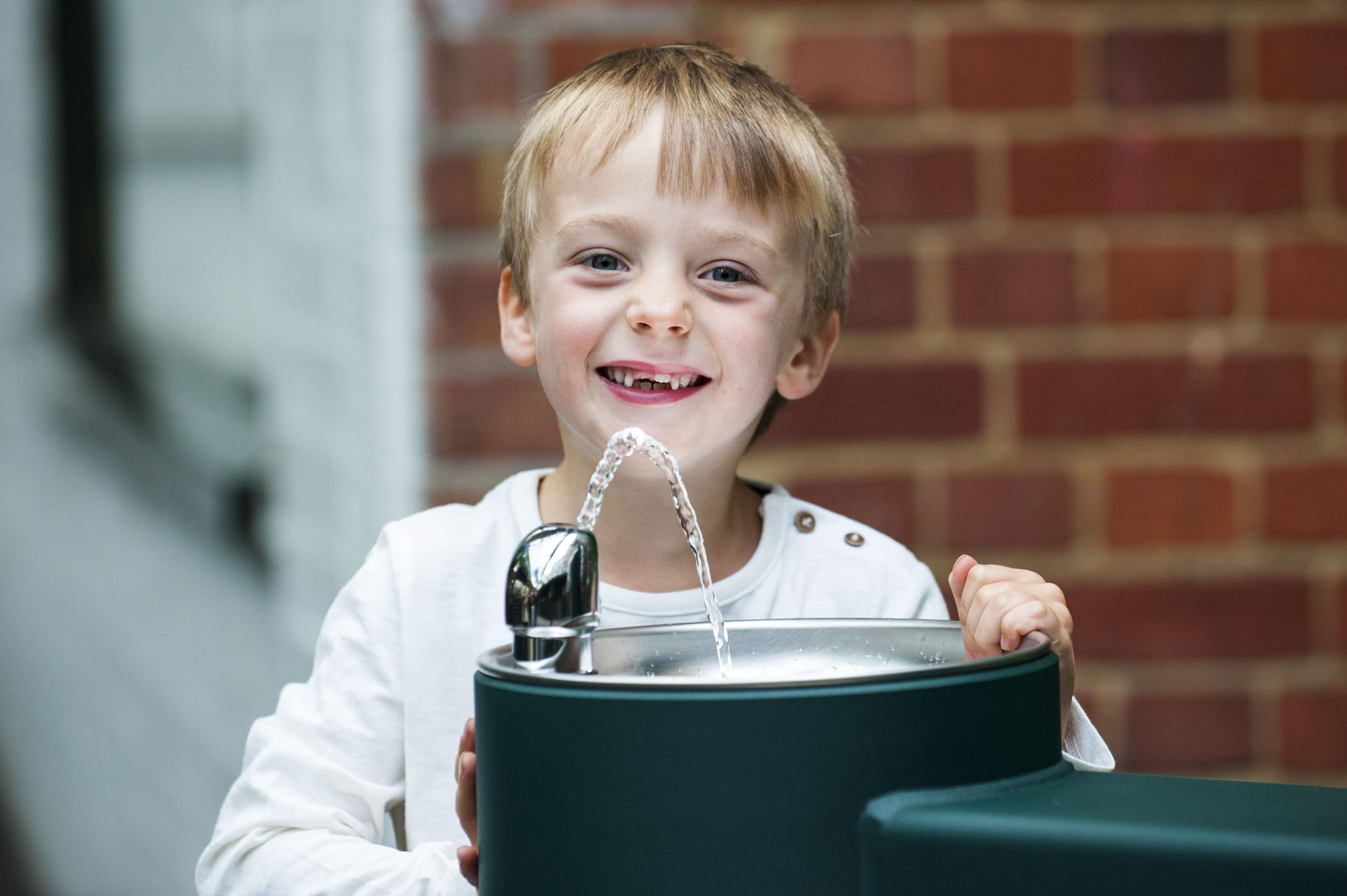 Borough Market installs new drinking fountains as it aims to be the UK's greenest place to shop