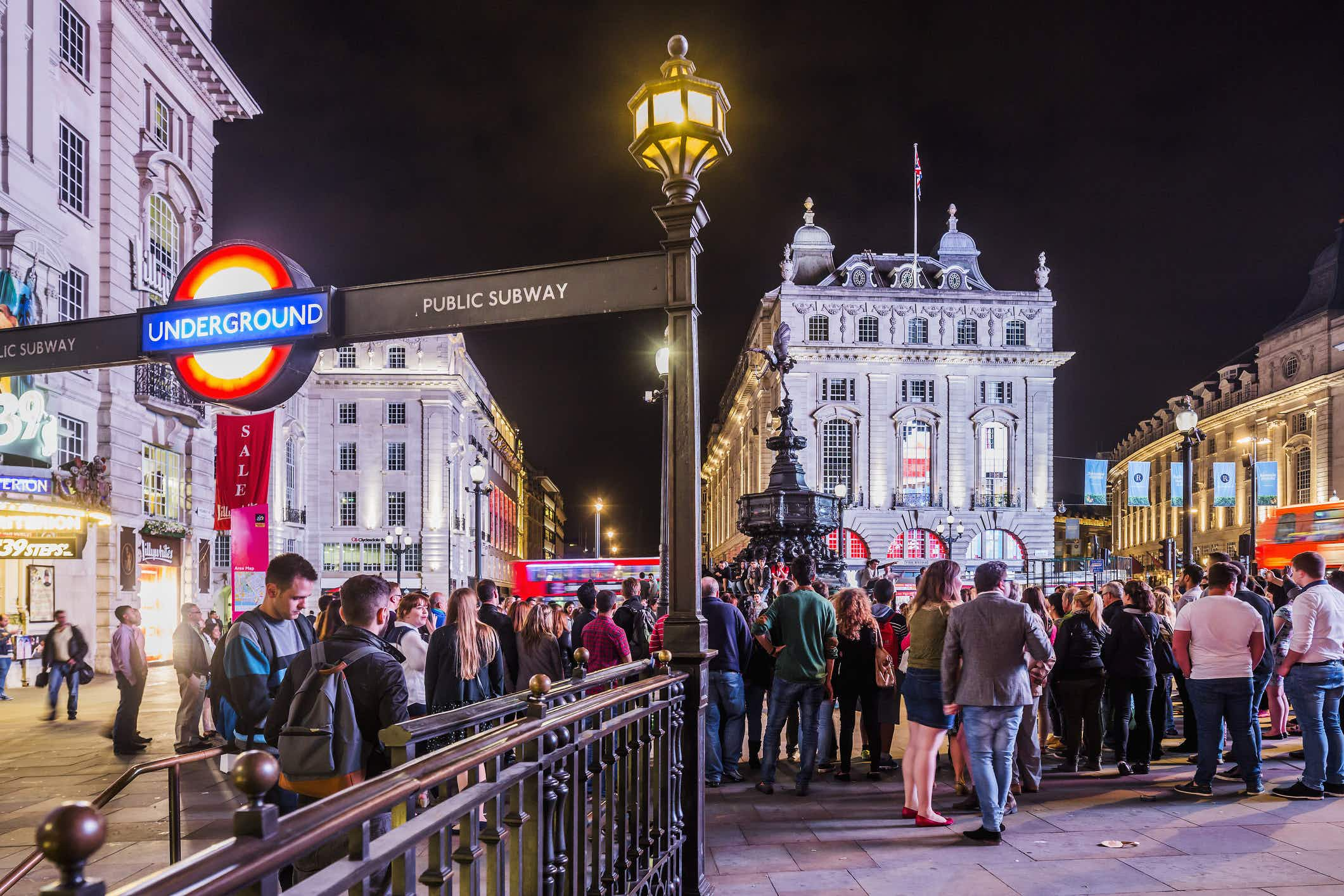 London's Night Tube service has been a smashing success in its first year