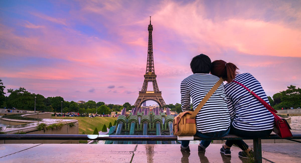 أفضل وقت لي زيارة باريس
