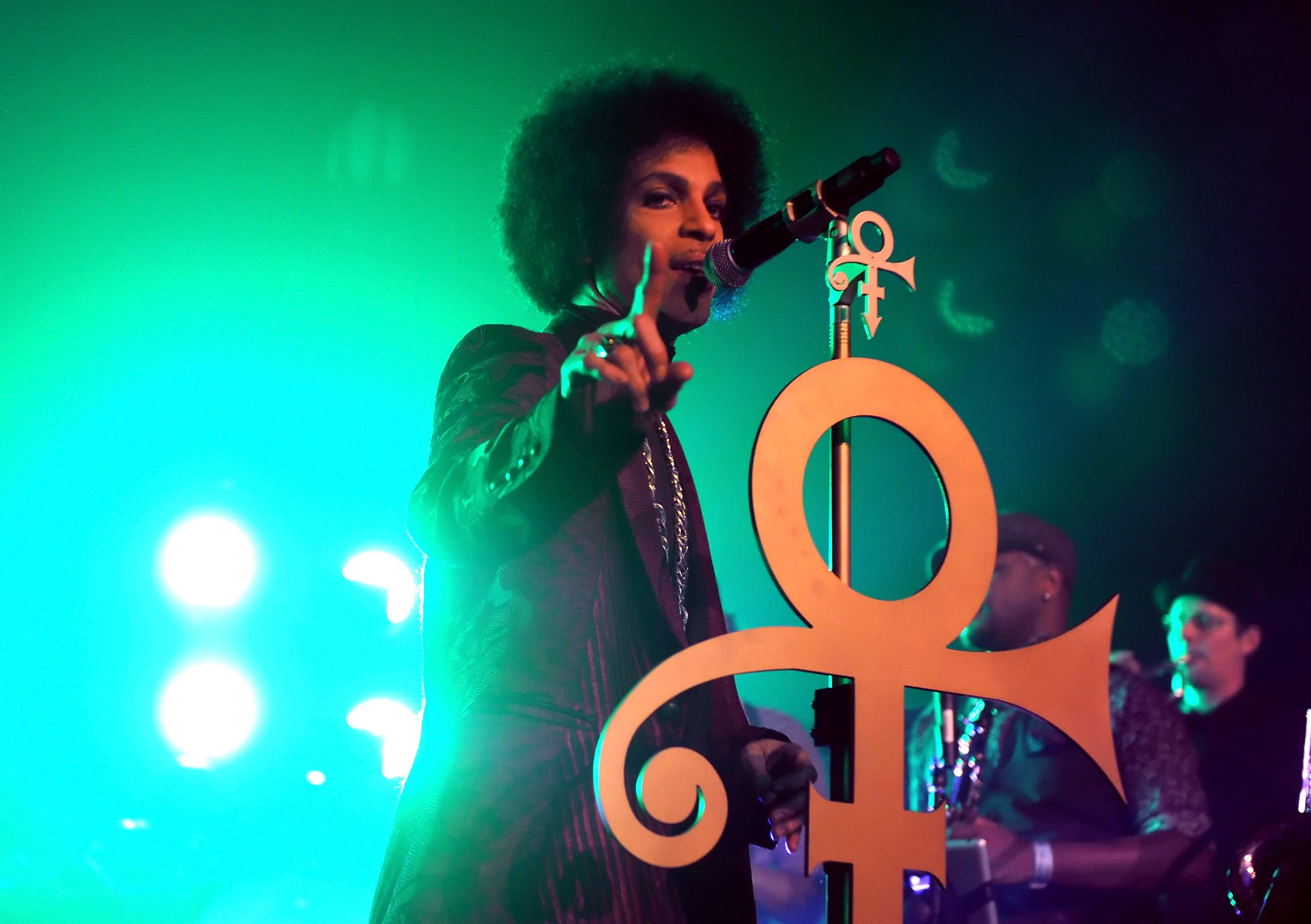 A new Prince exhibition in London will premiere items from the music legend's Paisley Park