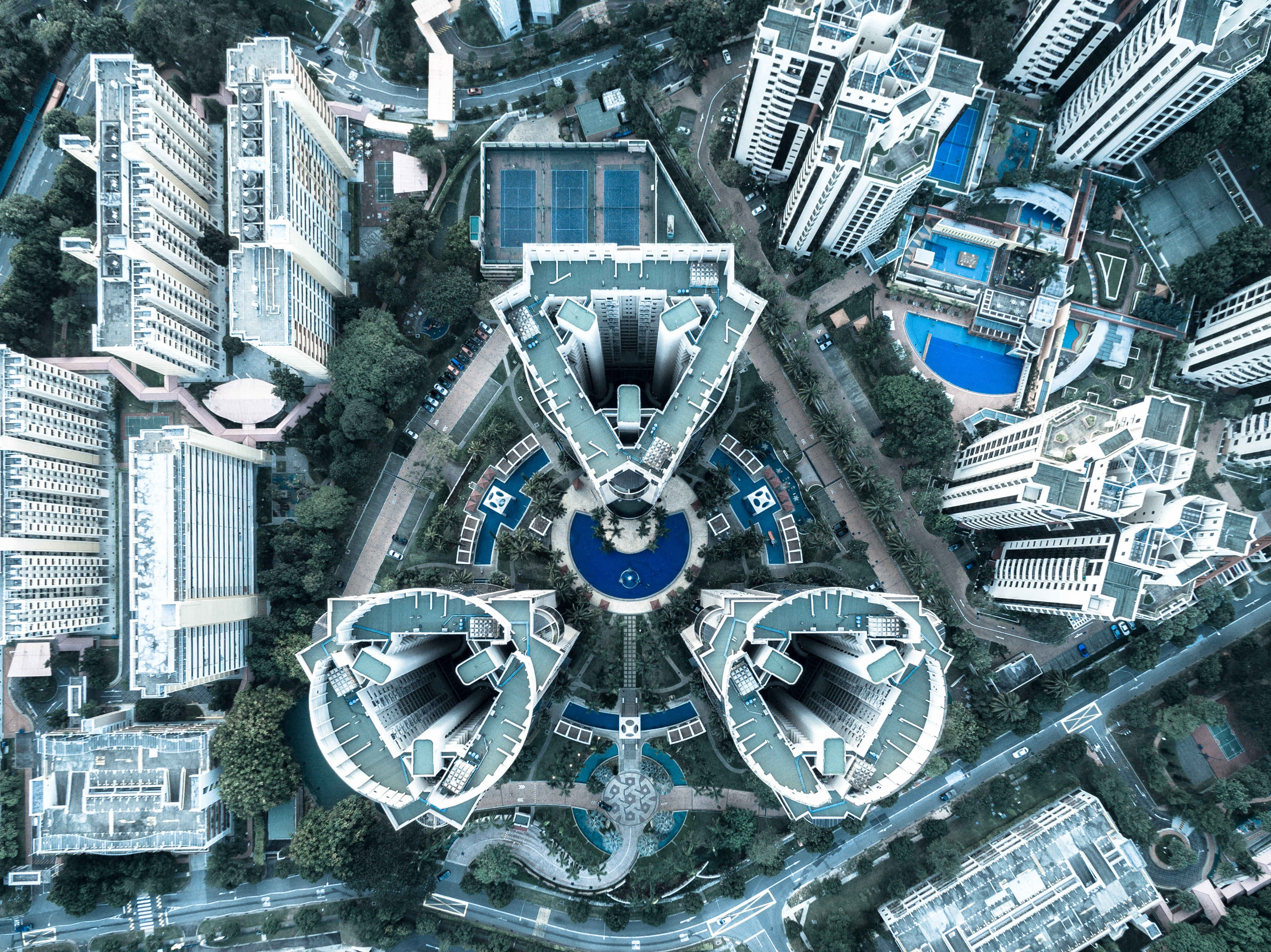 See another side of Singapore in these incredible bird's eye view images -  Lonely Planet