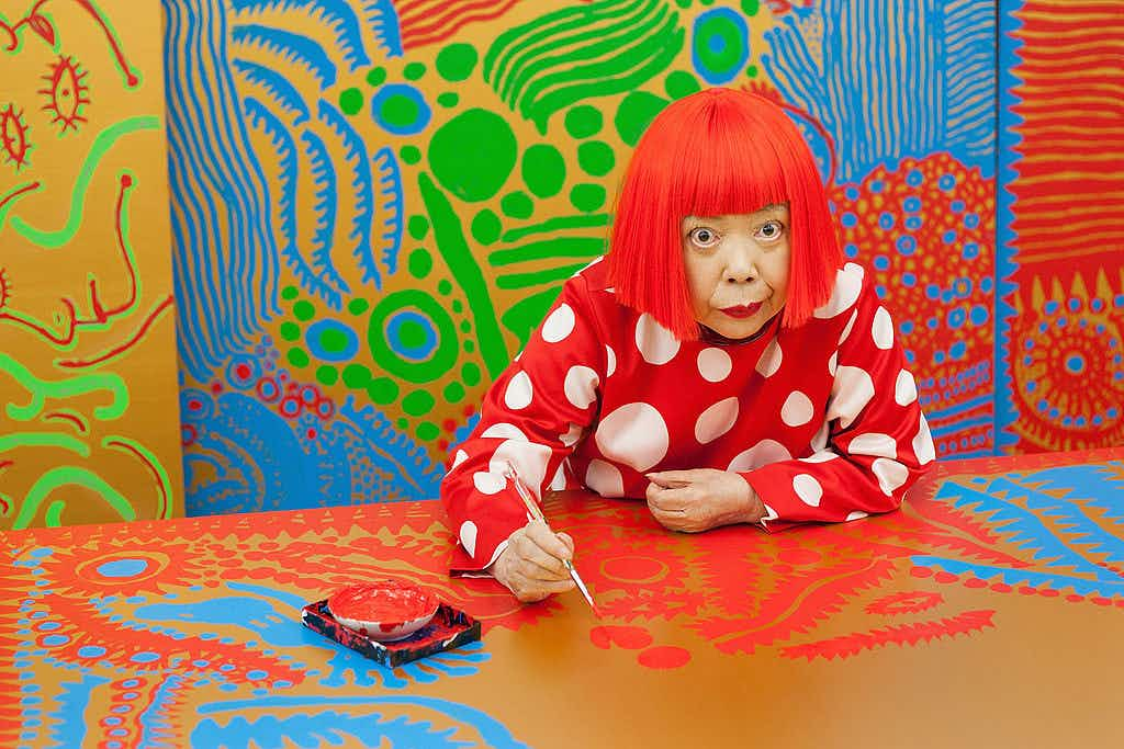 A museum dedicated to the artist Yayoi Kusama is opening in Tokyo in October