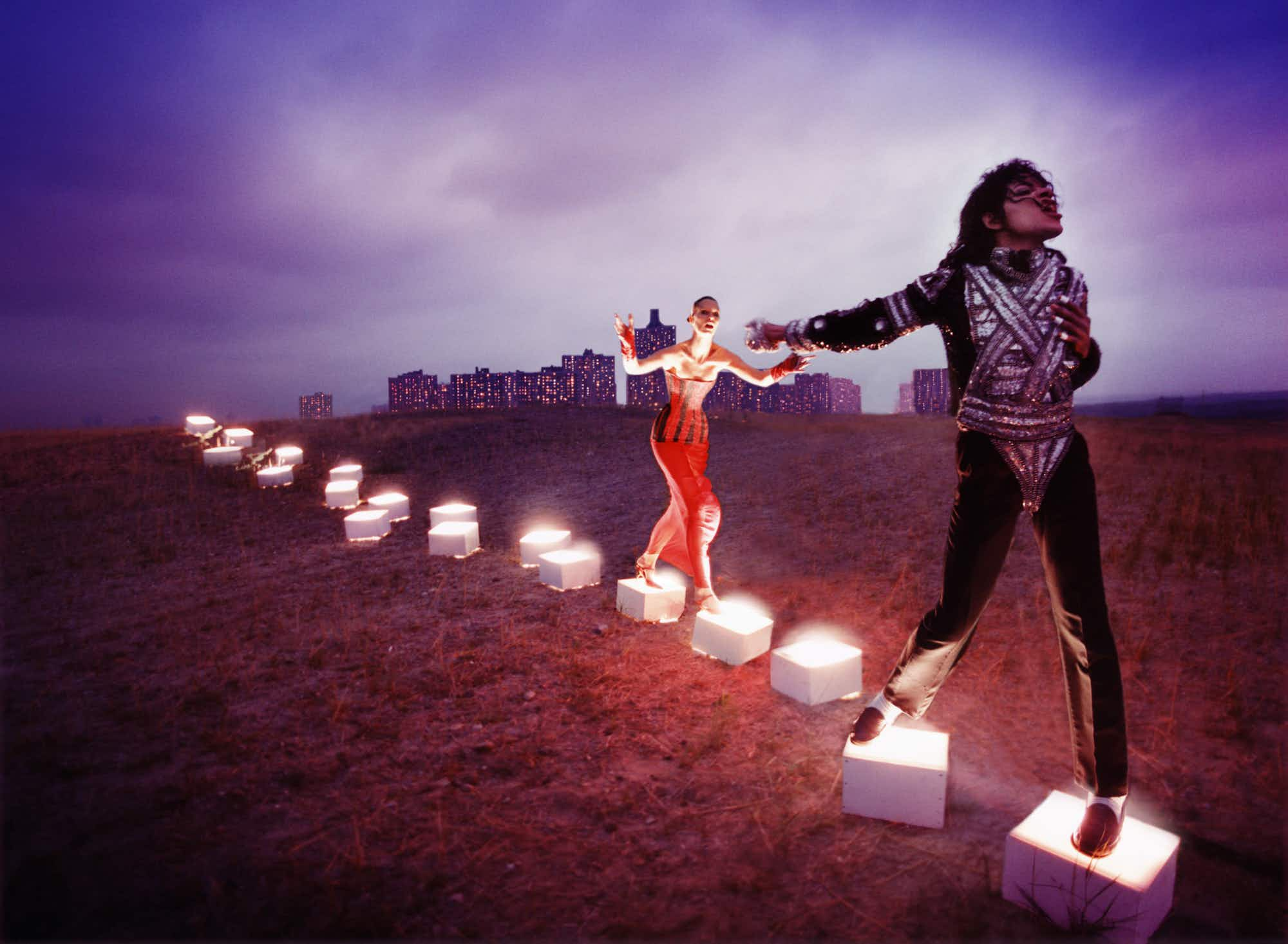 Michael Jackson exhibition coming to London's National Portrait Gallery to mark his 60th birthday