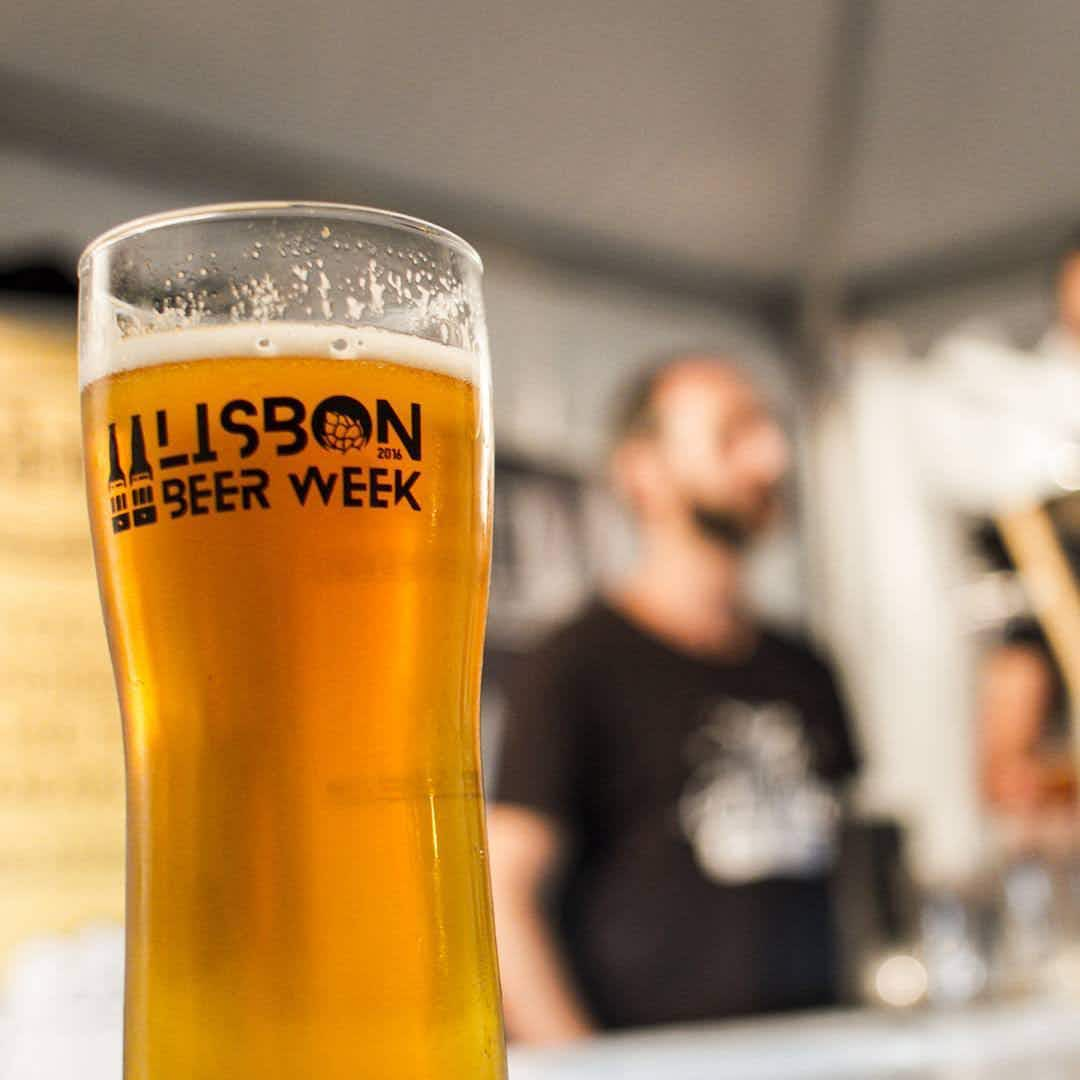 Discover a different side to Lisbon with a beer festival that kicks off with a 'Beer Mile'