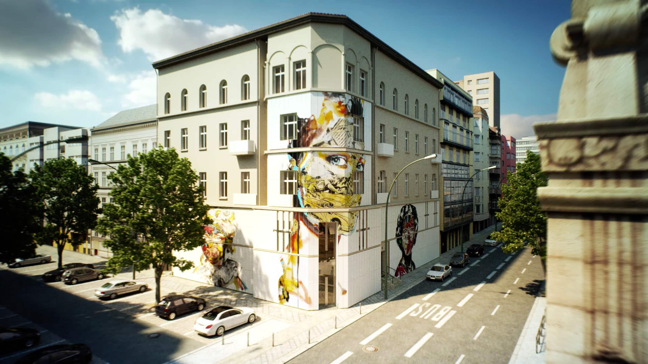 The world's largest street art museum is opening in Berlin this weekend
