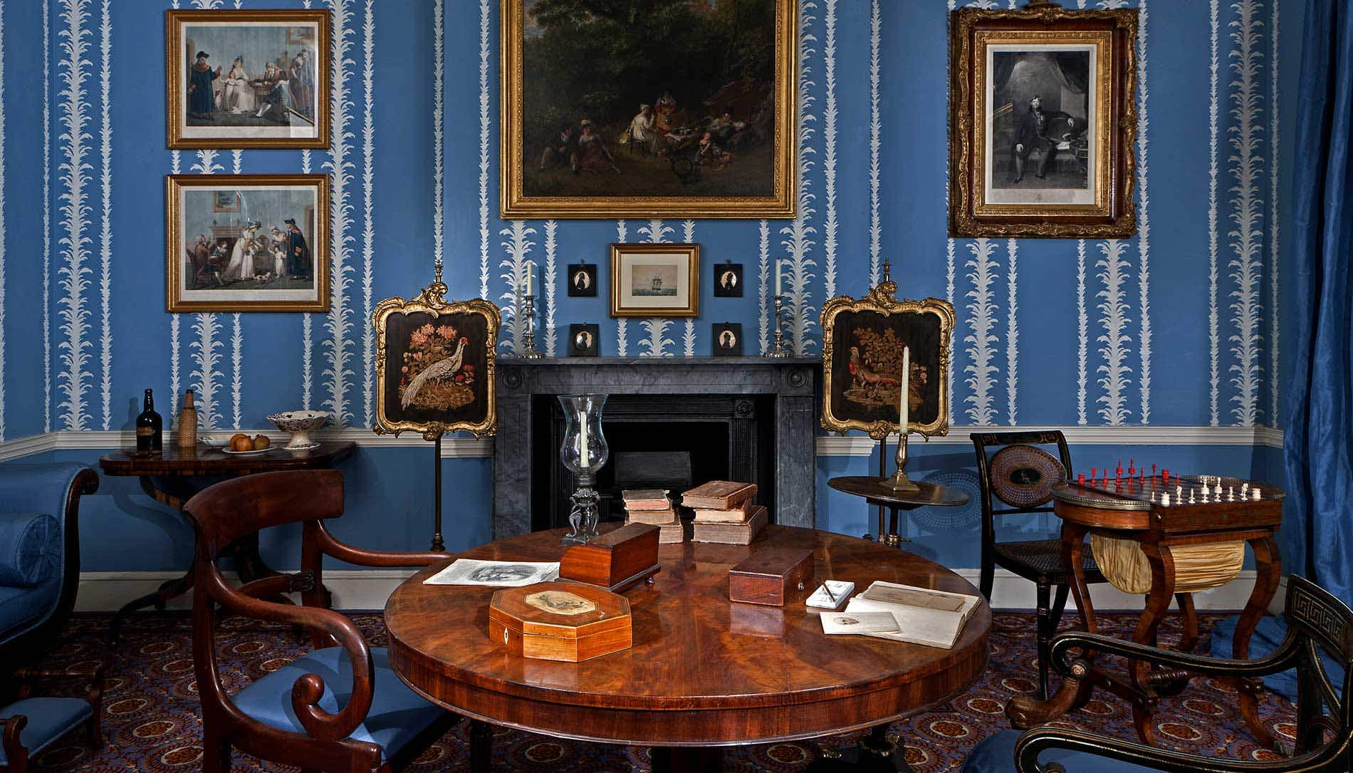 How Londoners have been decorating their homes for 400 years now the focus of an exhibition