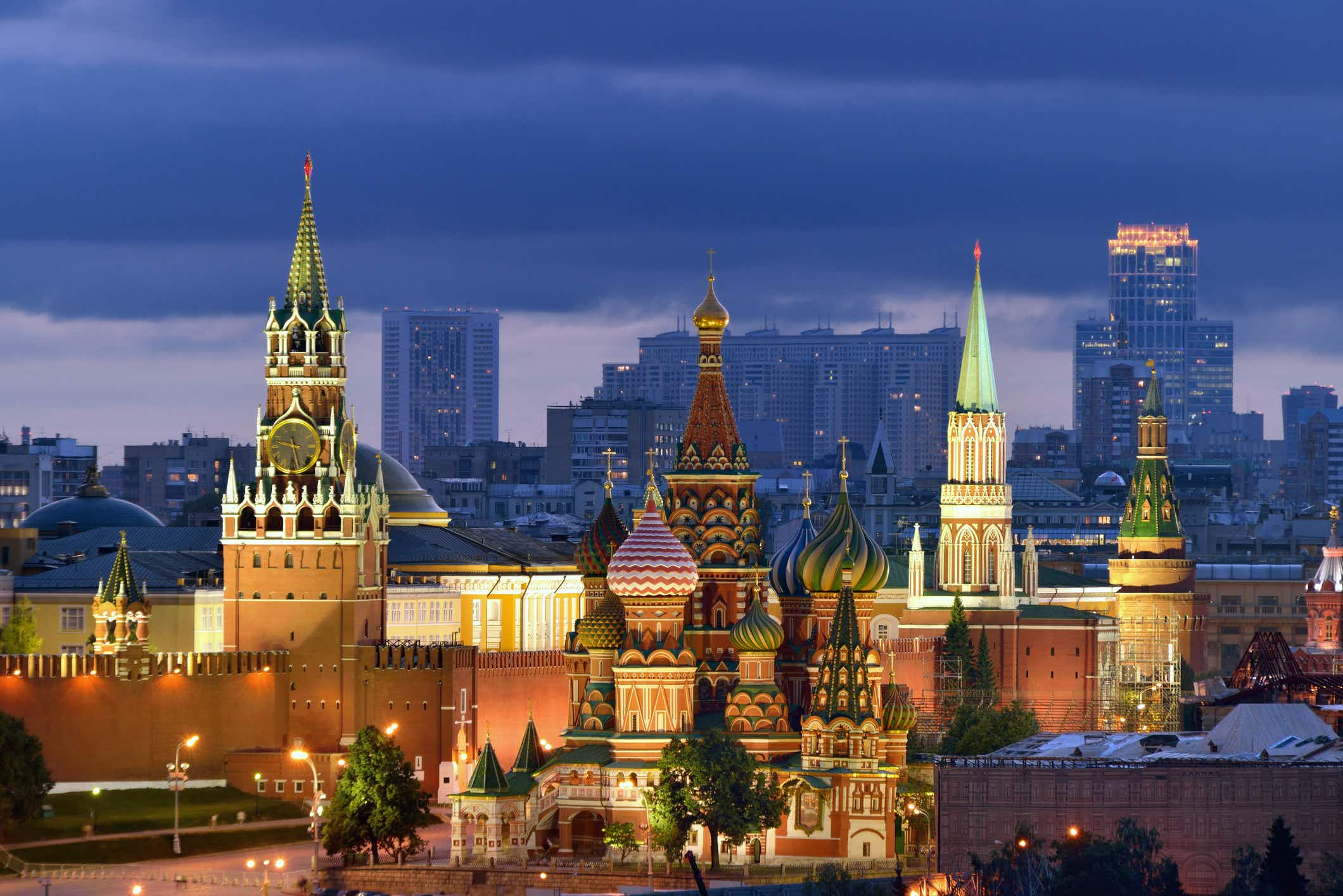 Moscow is turning 870 this week and throwing a 10 day party to celebrate