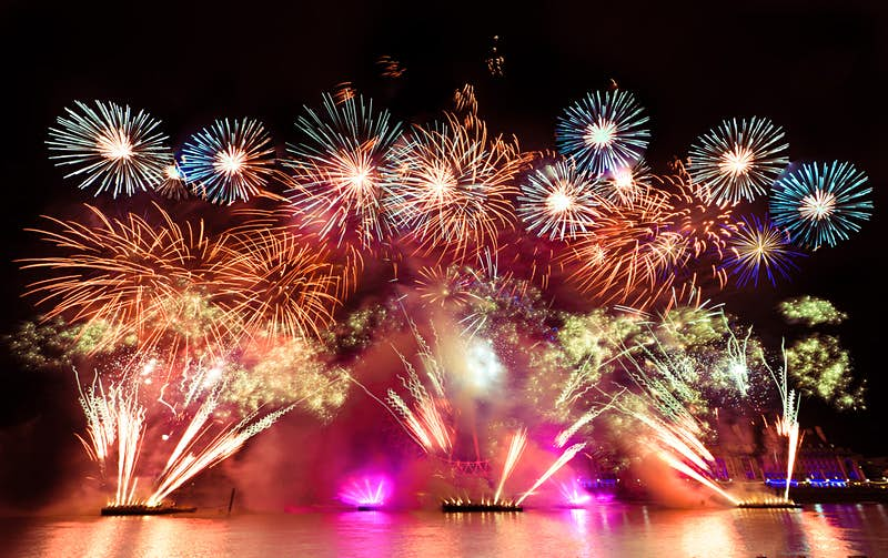 Tickets for London's New Year's Eve fireworks display are