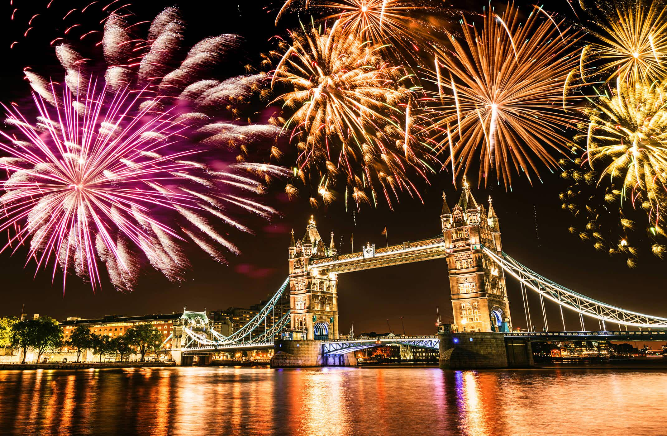 Tickets for London's New Year's Eve fireworks display are now on sale