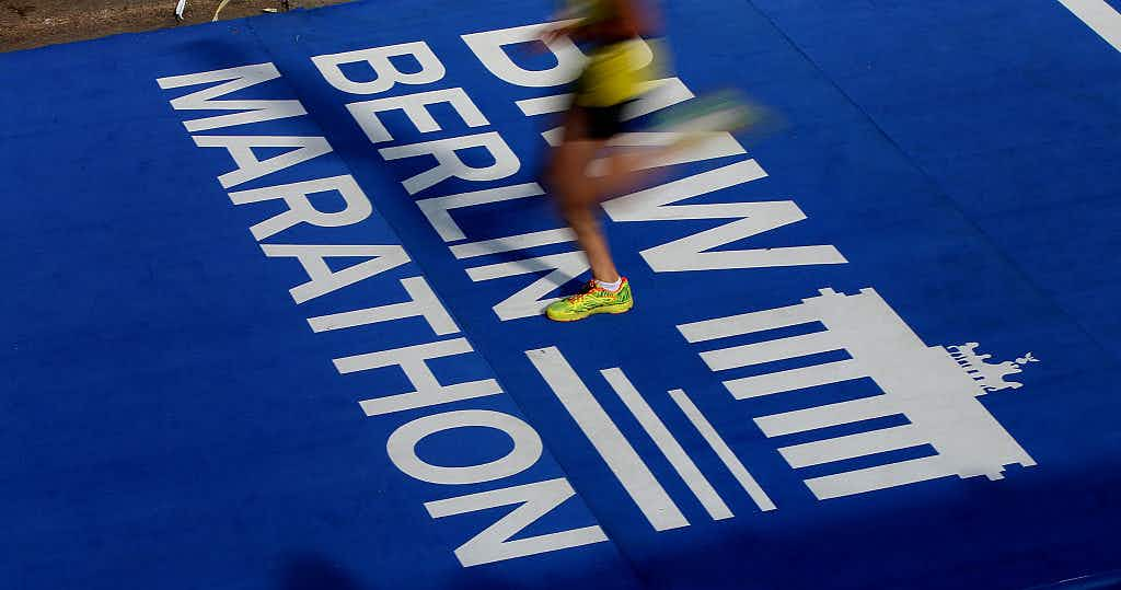 Get out to the Berlin marathon this weekend and you could witness a new world record