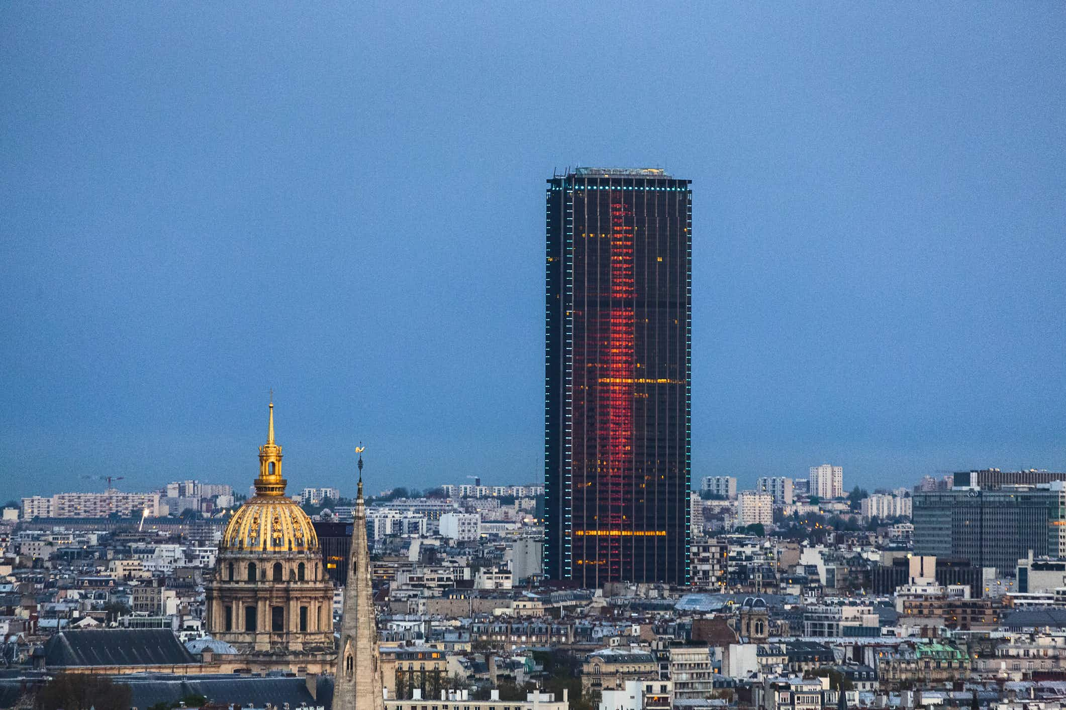 Paris' controversial skyscraper is getting a €300 million makeover which will make it even taller
