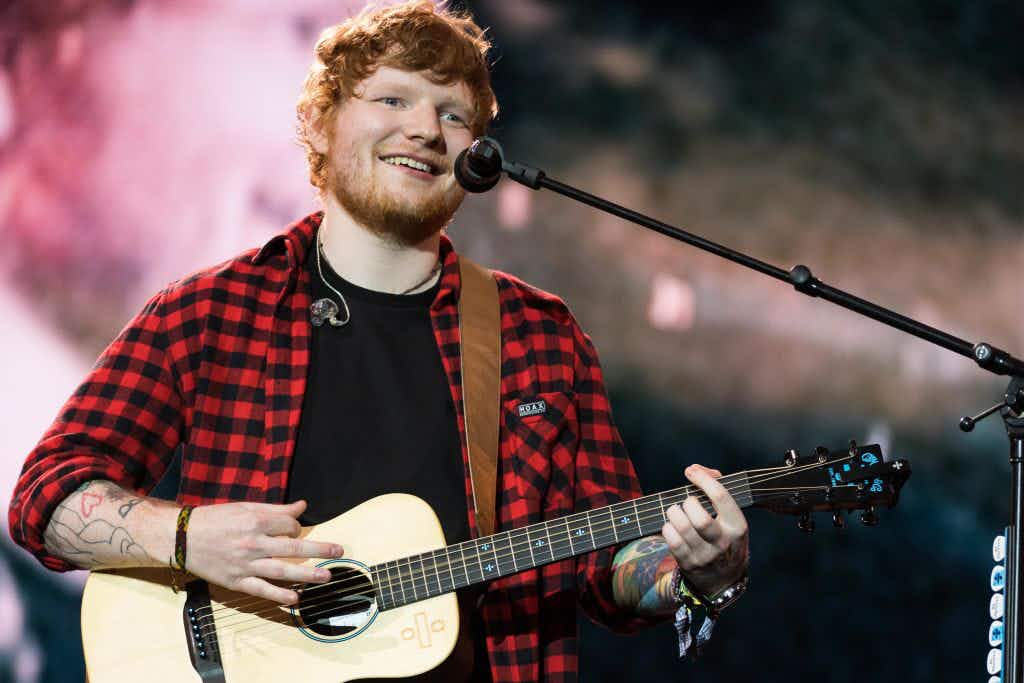 """Japanese """"Cat Island"""" makes delightful attempt to lure Ed Sheeran with VIP visit"""