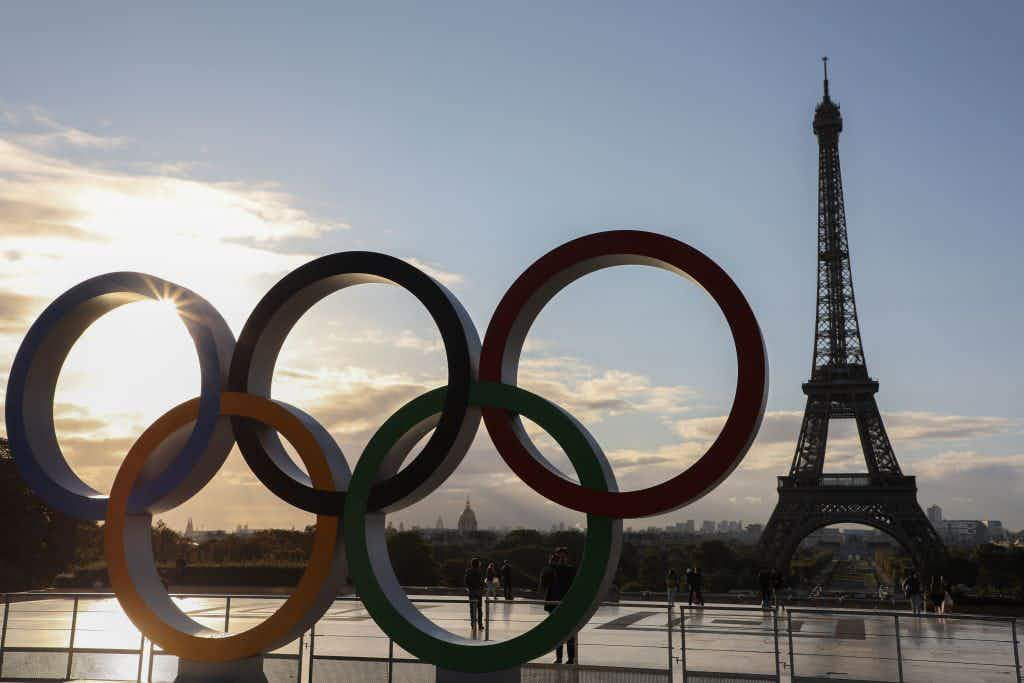 Paris celebrating as it's set to host Olympic and Paralympic Games in 2024
