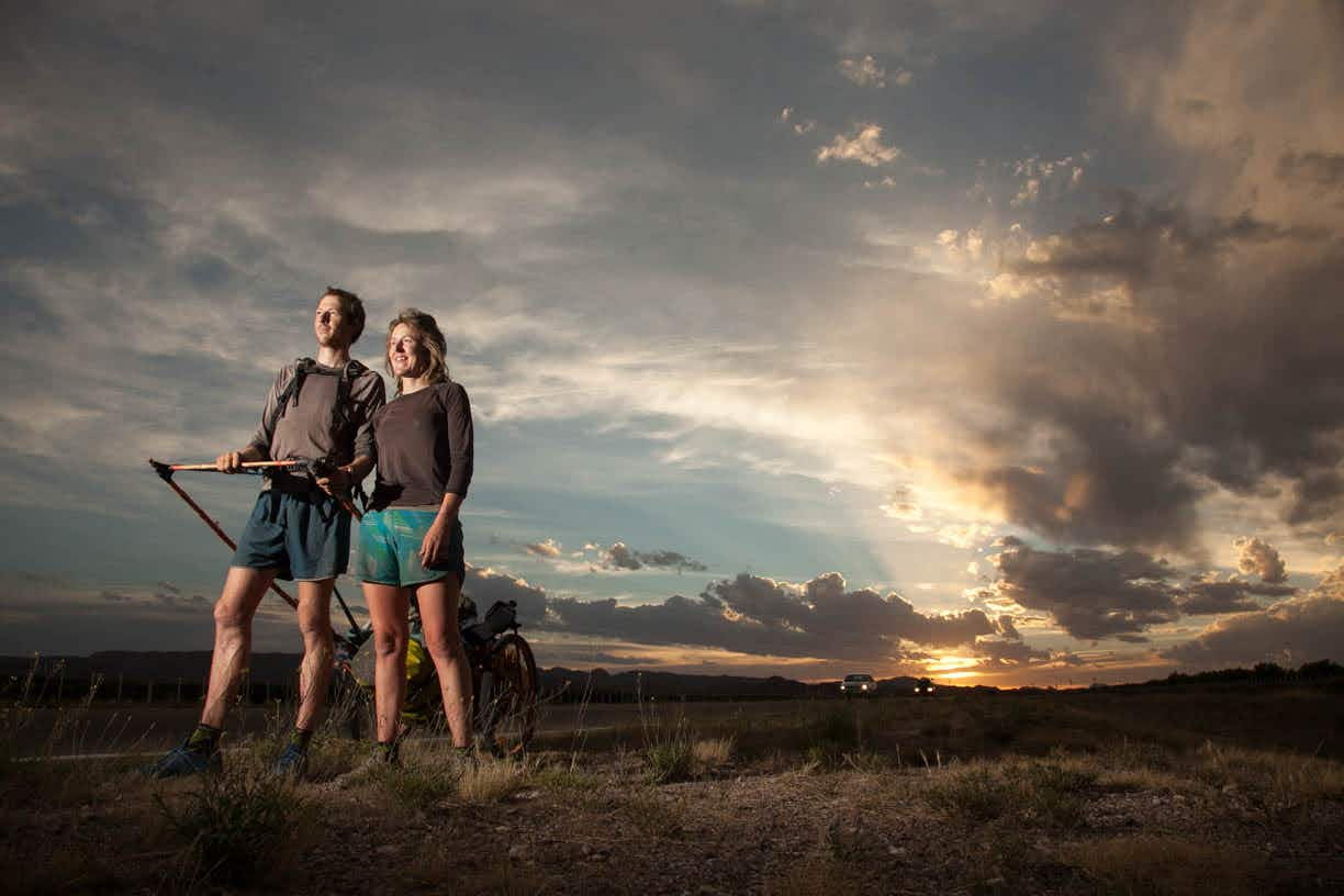 'The most beautiful and simple existence': one couple shares their experience of running 5000 miles through South America