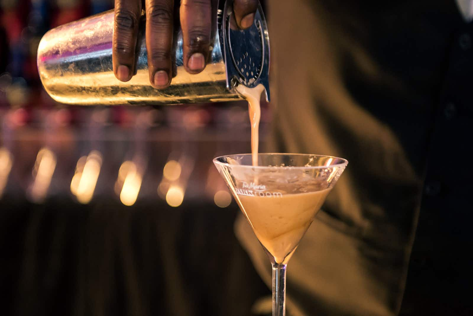 Drink your way around the world's bars at London's cocktail festival