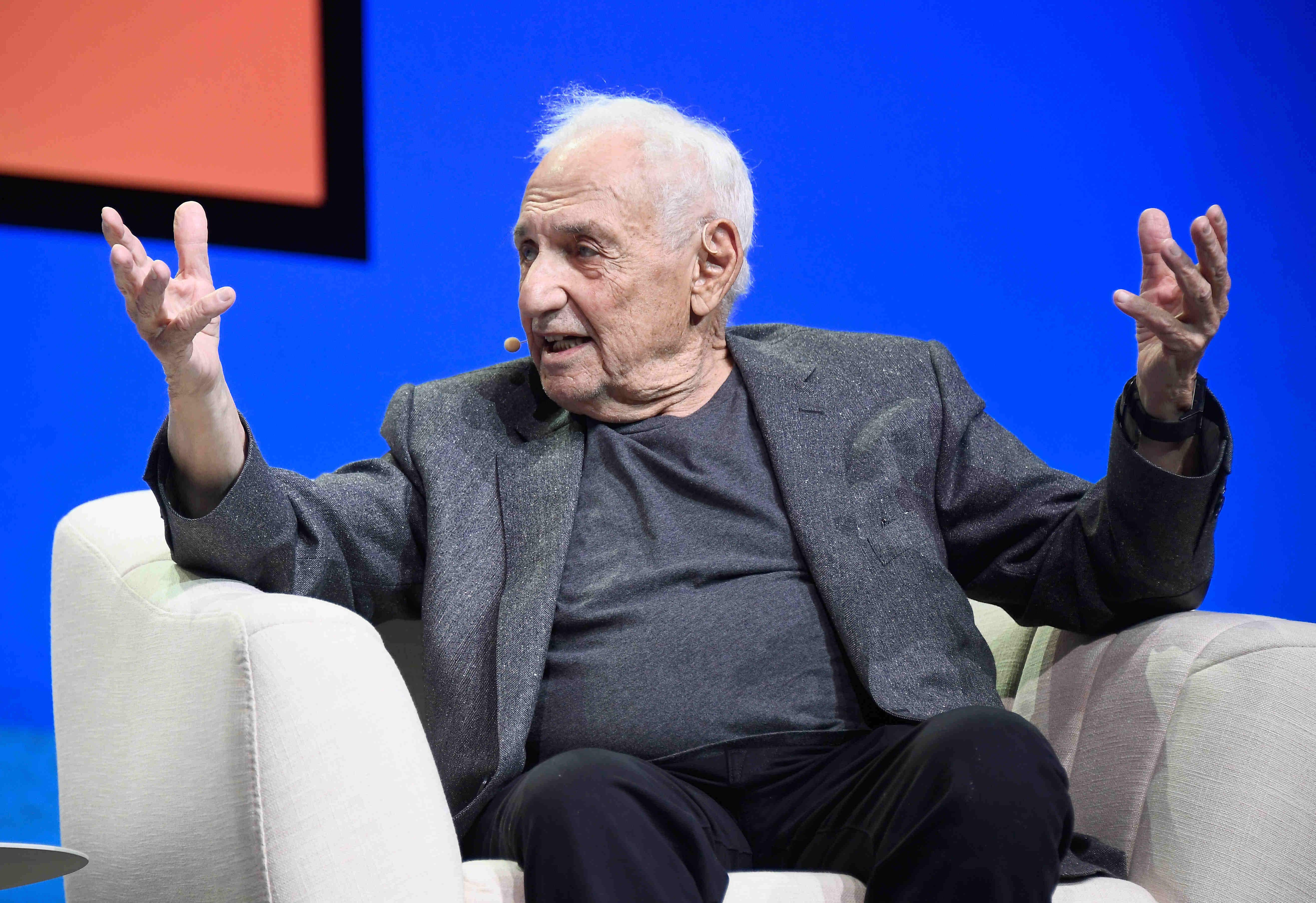 Frank Gehry set to design a contemporary architecture museum in Massachusetts