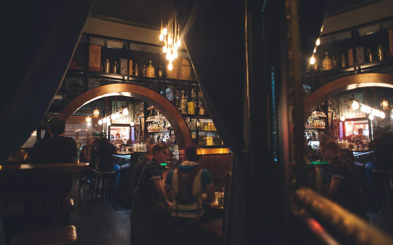 It's official: Melbourne's Black Pearl is the best cocktail bar in the world