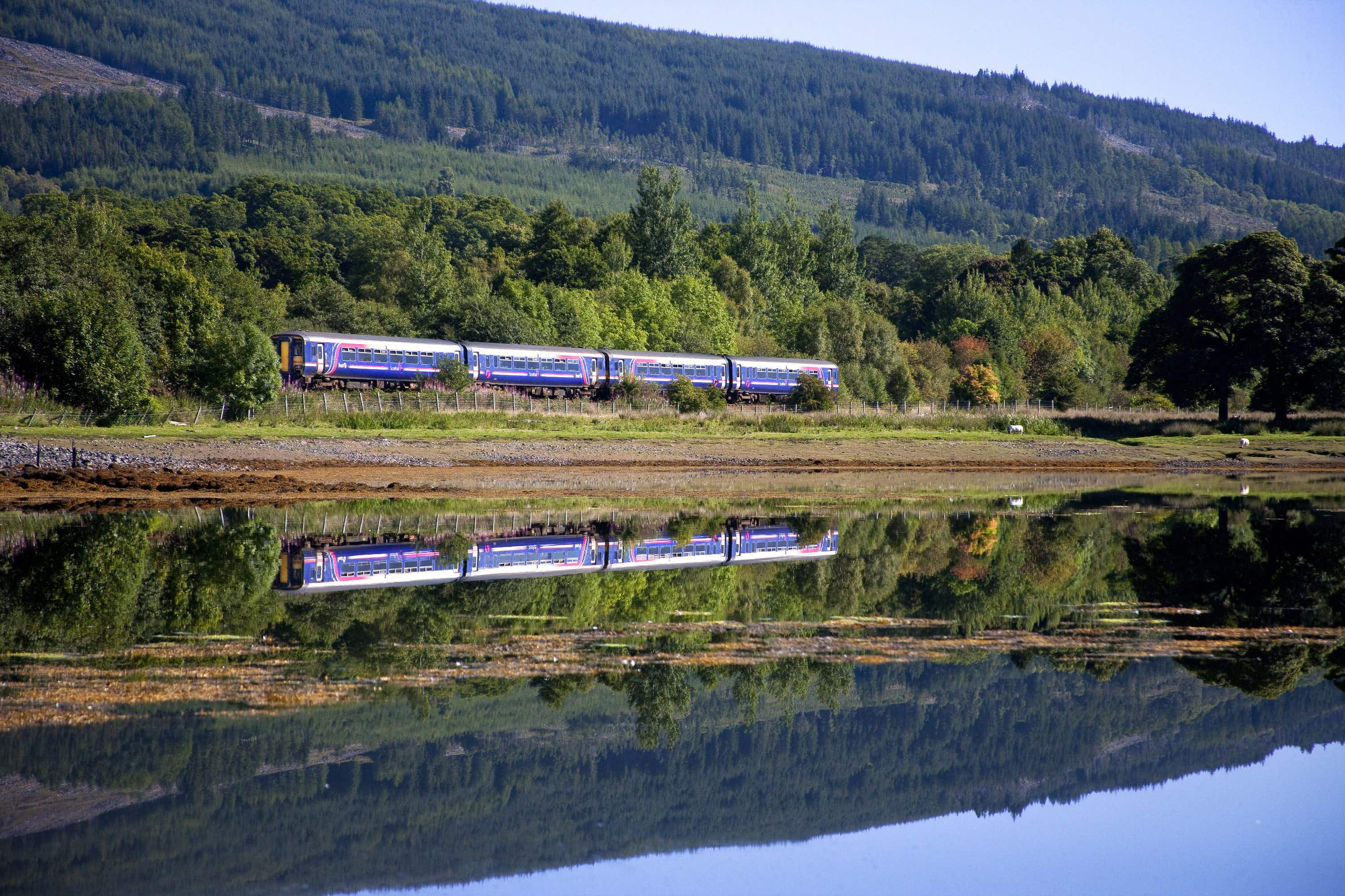 Hurry! You can claim free off-peak train tickets to Scotland's top destinations right now