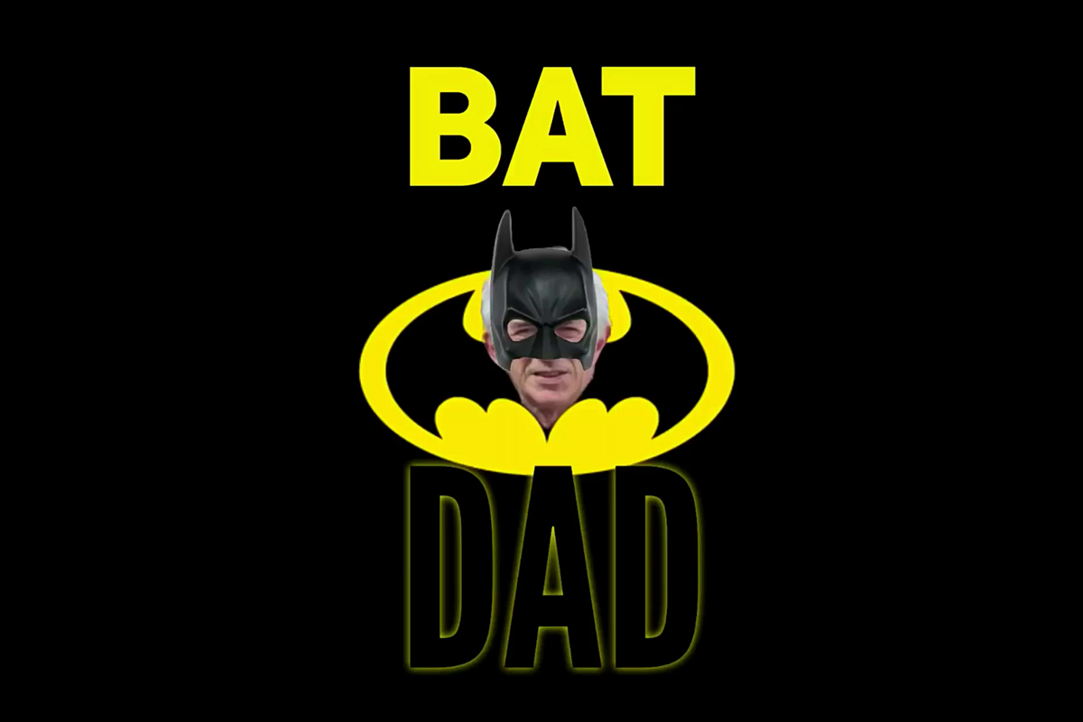 'Bat Dad' brings the Kerry accent to the world in a hilarious viral video - Lonely Planet