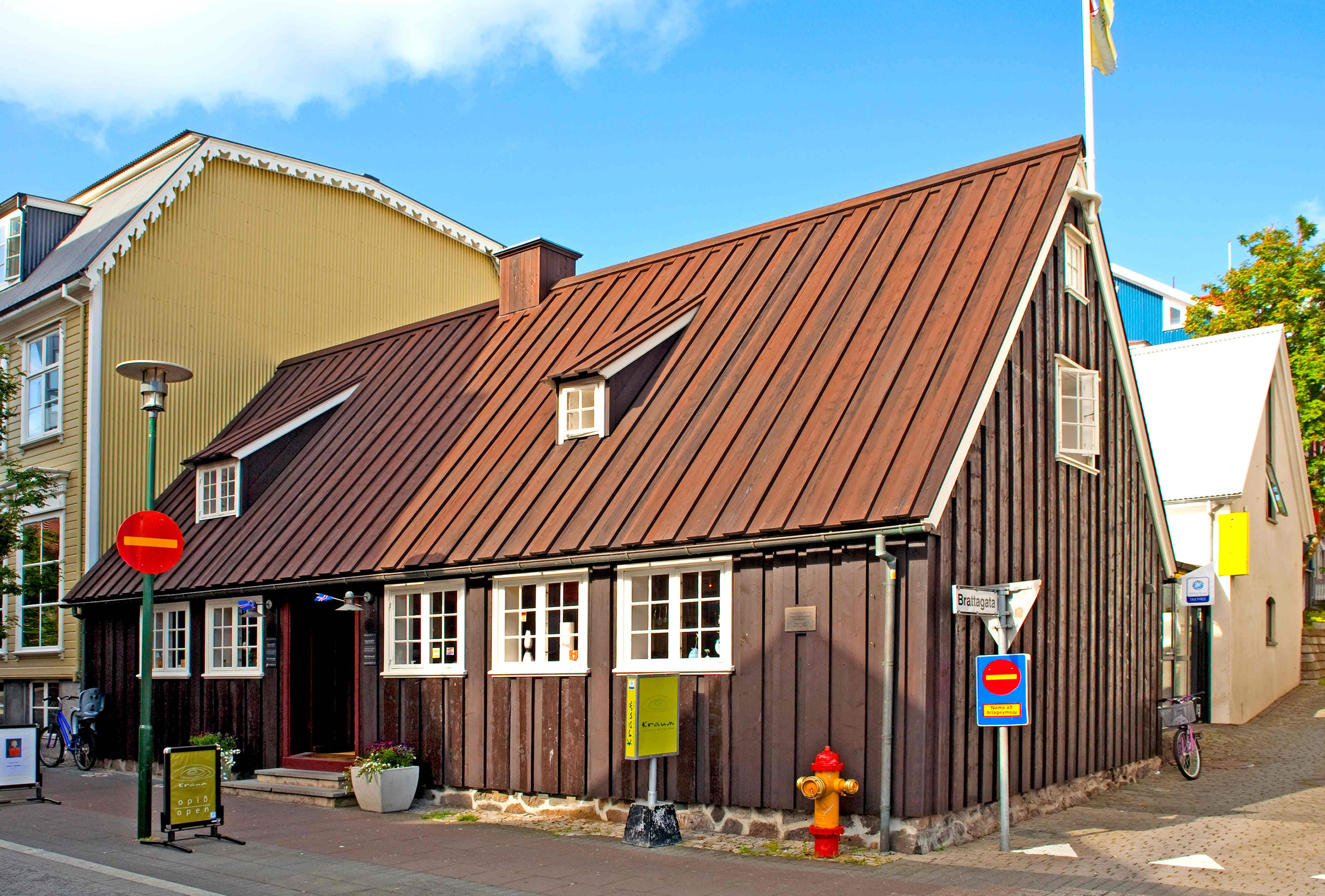 Reykjavík's oldest house dating from 1772 to be turned into a museum