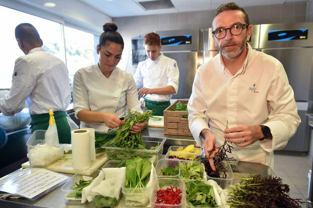 This French chef has handed back his Michelin stars; here's why