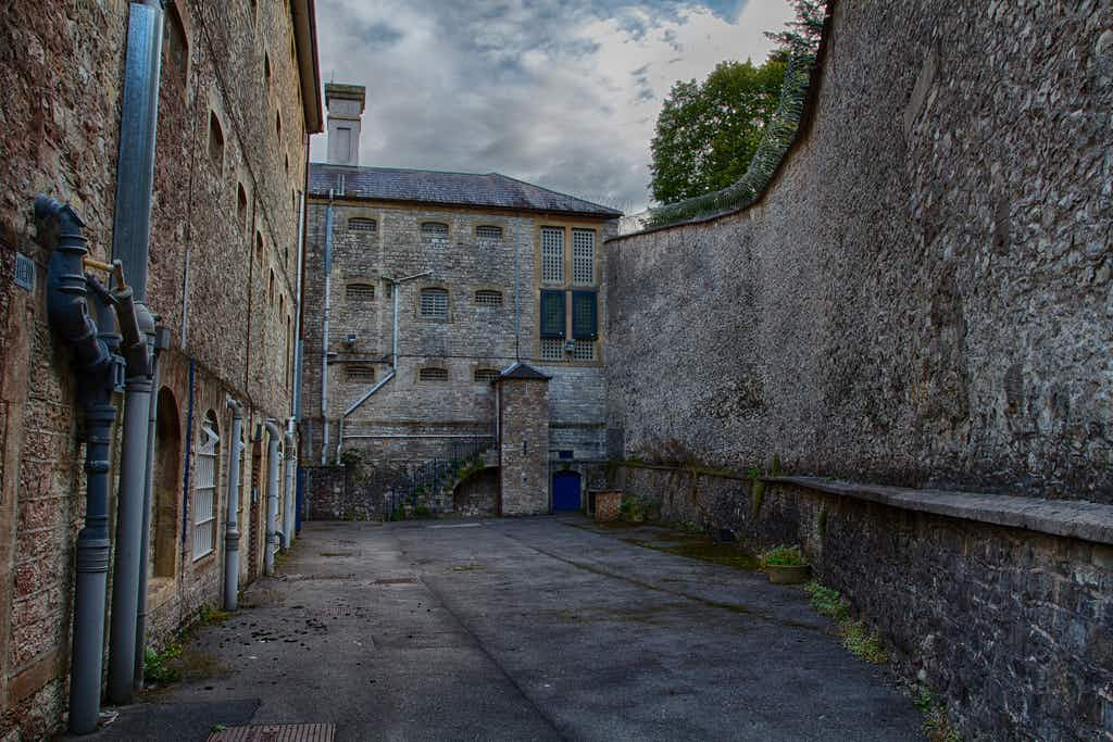 You can pay to spend a night locked up inside the most haunted prison in the UK