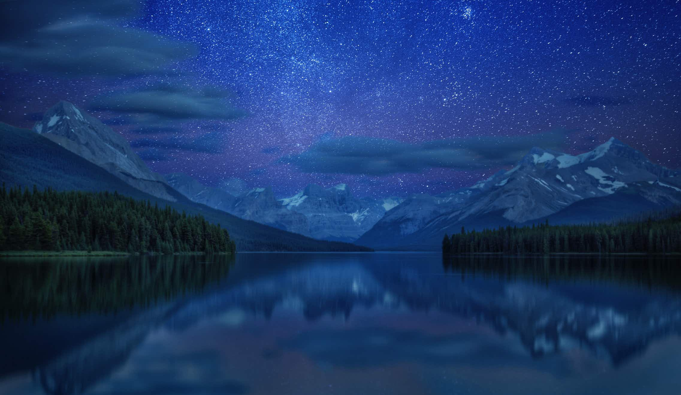 This gorgeous national park in Canada is hosting a Dark Sky Festival