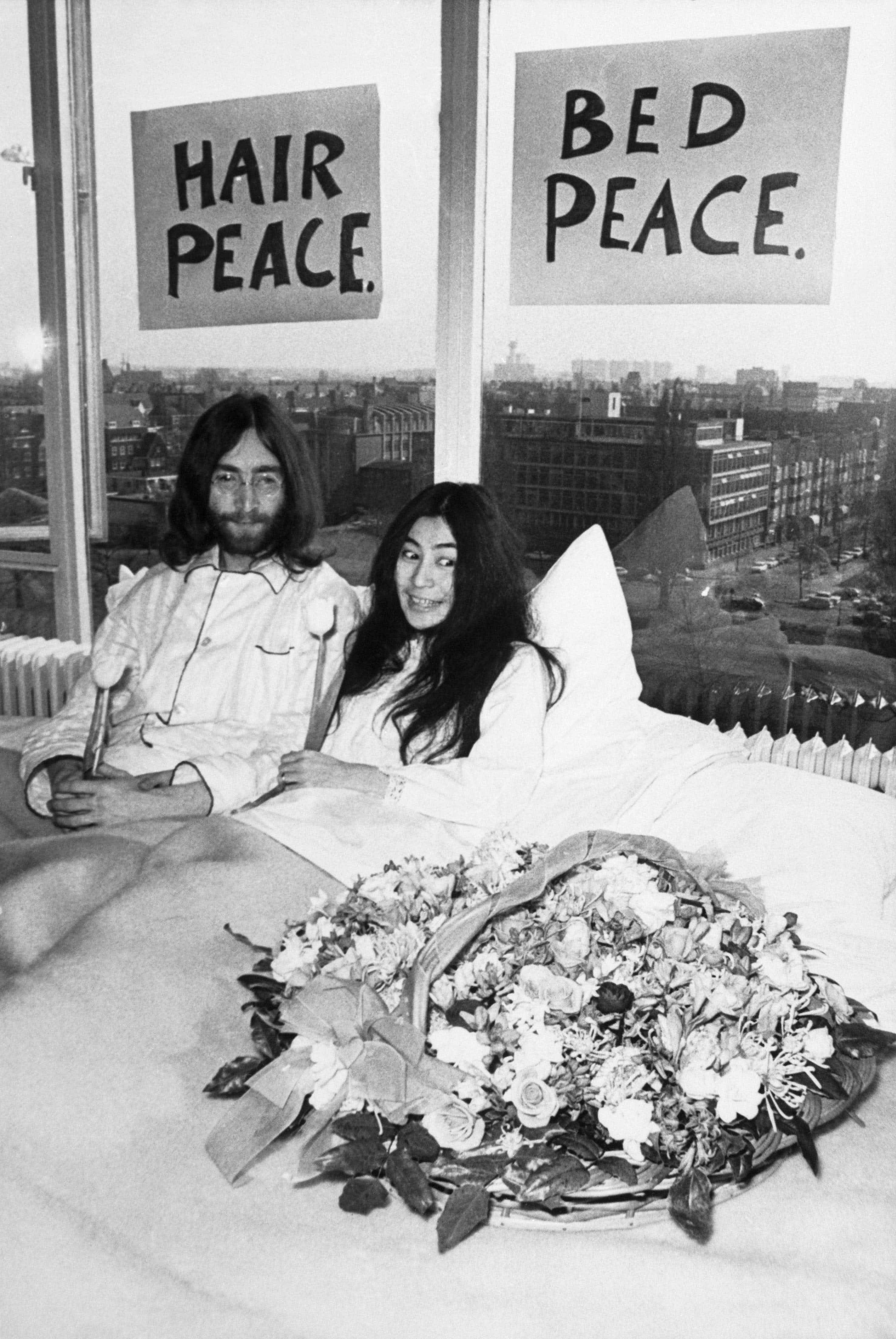 The hotel where John Lennon & Yoko Ono held their Bed-In has a new look