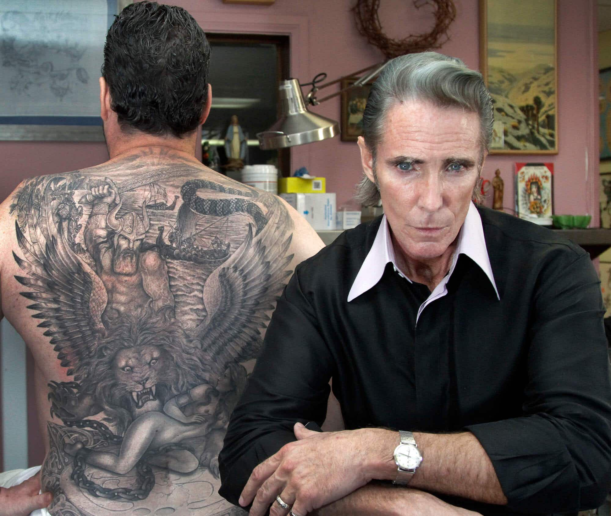 Legendary celebrity tattoo artist Mark Mahoney to take up residency in new boutique London hotel
