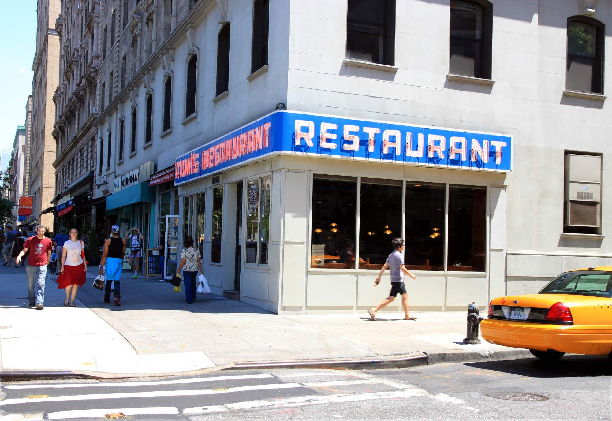 You can take your own walking tour of iconic NYC filming locations via digital concierge