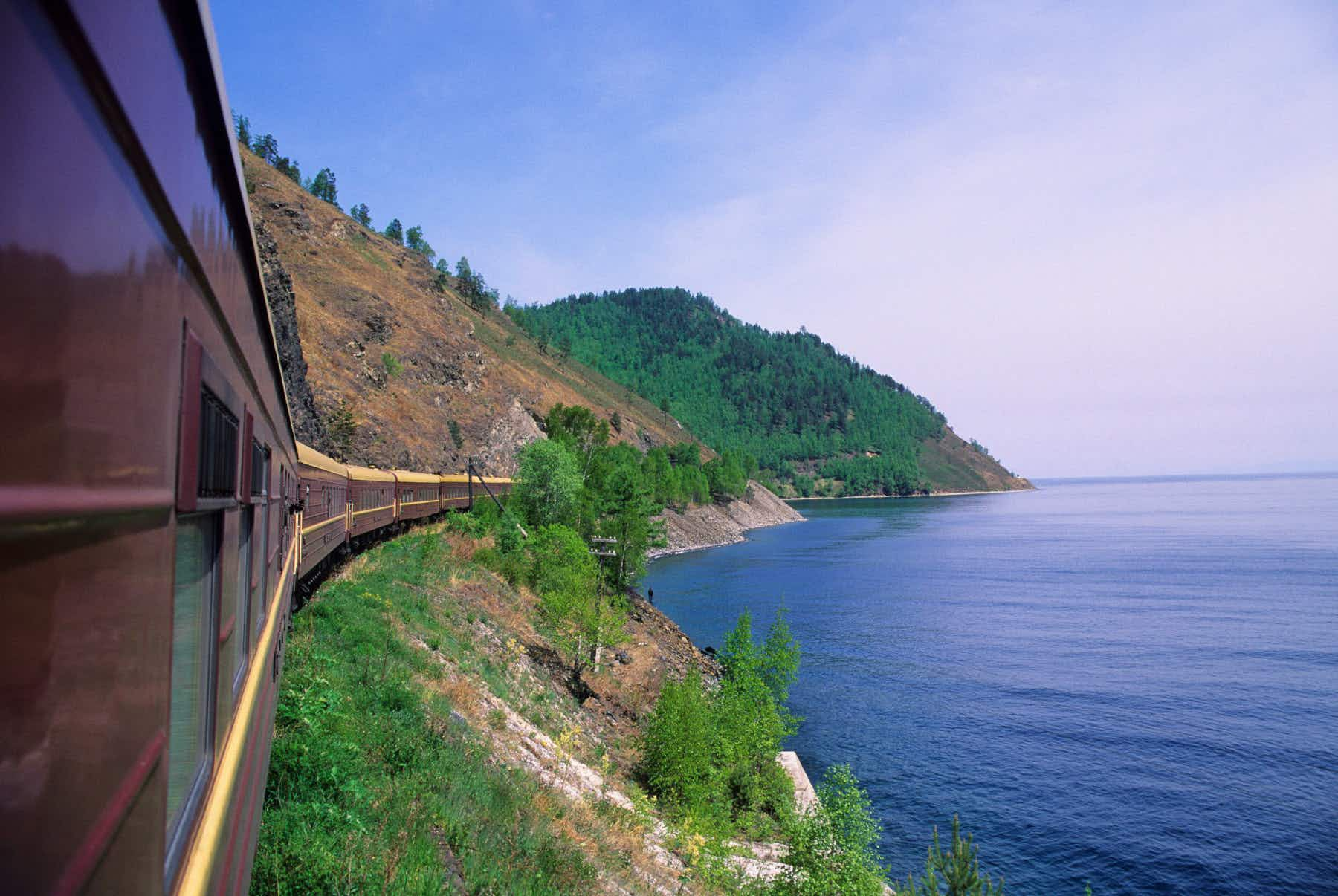 Russia wants to bring the Trans-Siberian Railway to Japan