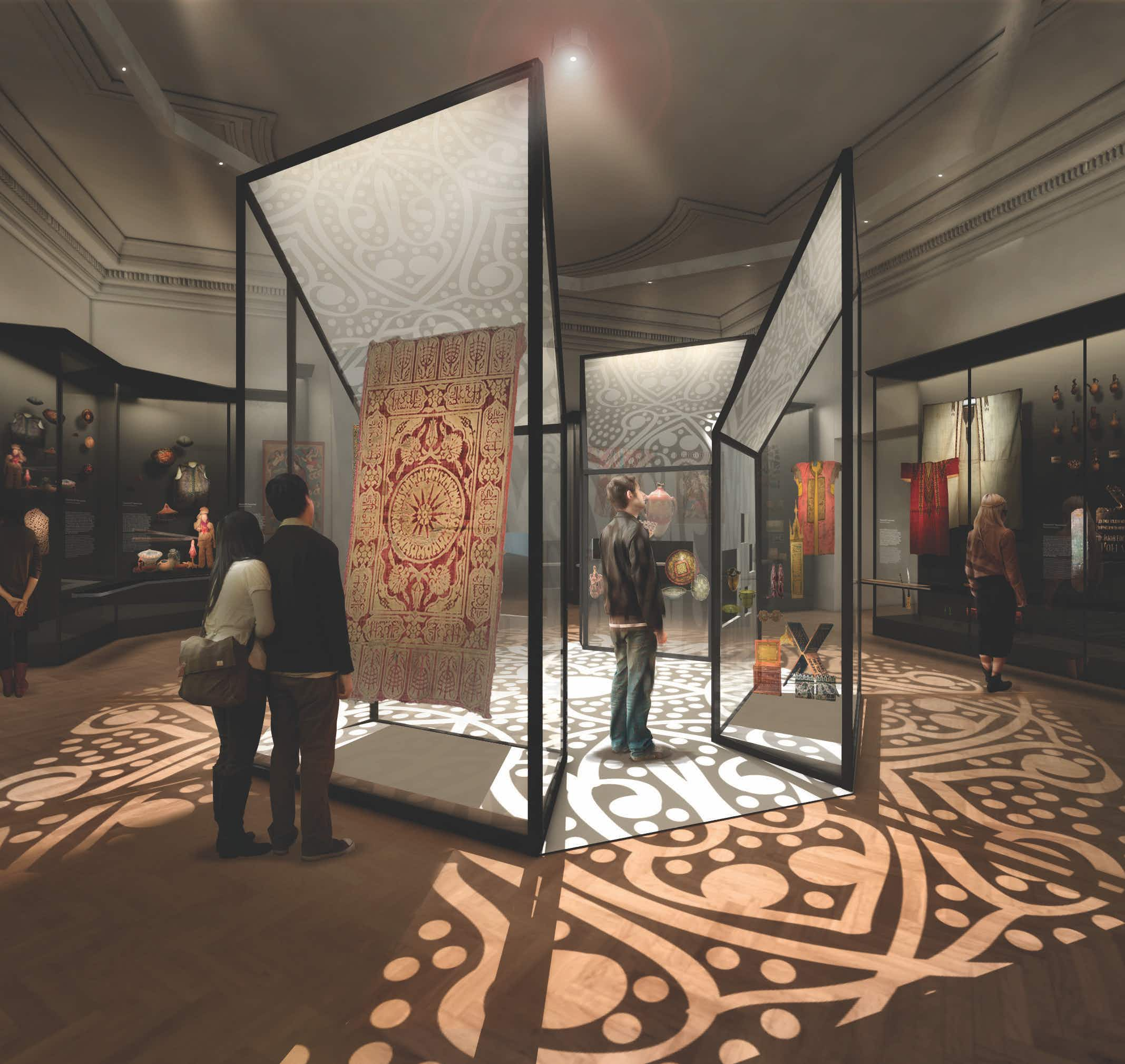 Austria's Weltmuseum is reopening with cultural treasures from five continents