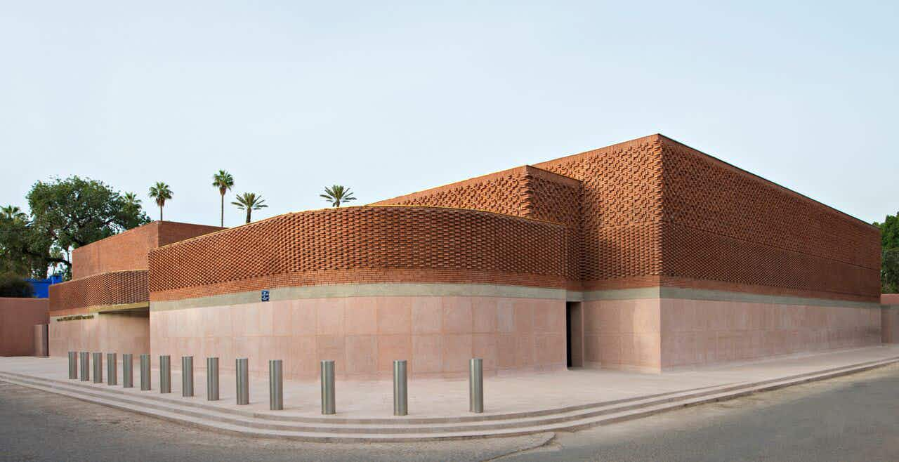 Morocco has a new museum dedicated to iconic designer Yves Saint Laurent
