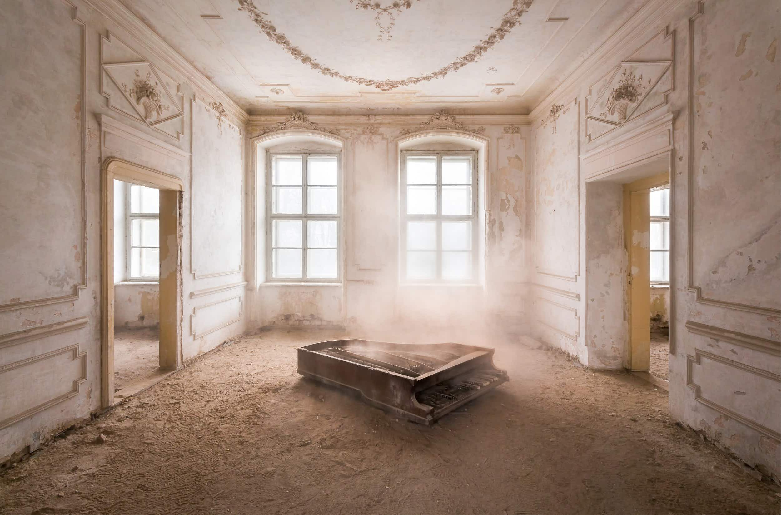 One Dutch photographer is on a quest to capture Europe's abandoned buildings