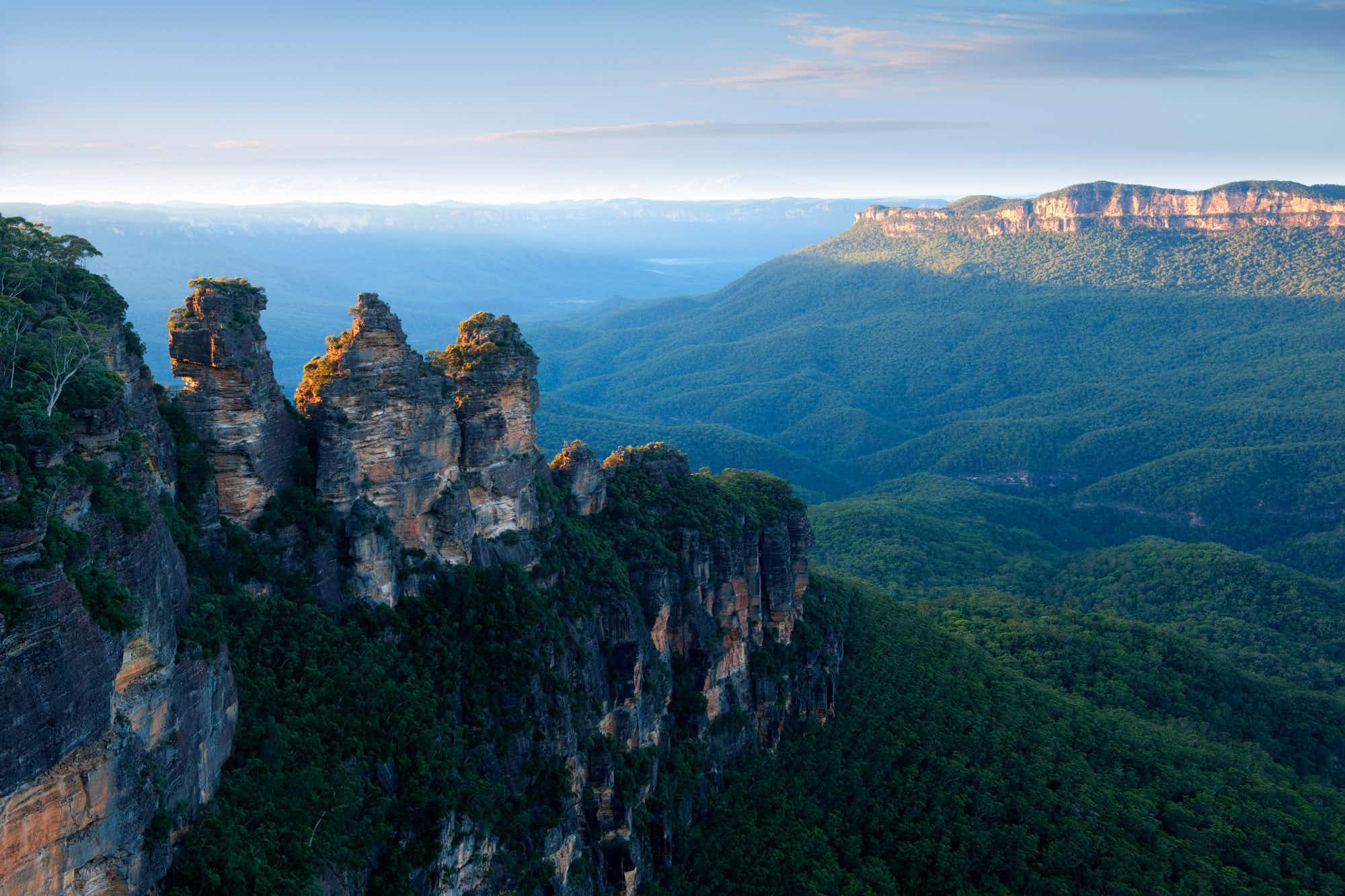 Tourists can find Australia's Blue Mountains again after Google fixes map error