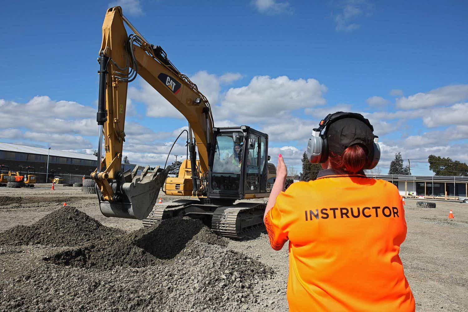Play with giant diggers and bulldozers at this New Zealand attraction