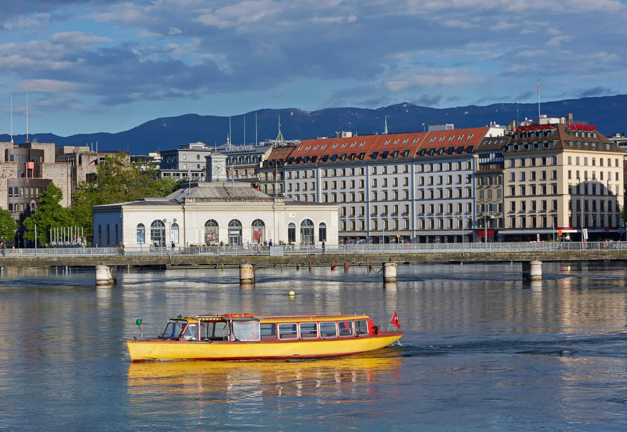Geneva's Hotels Night offers residents luxury stays at discounted rates