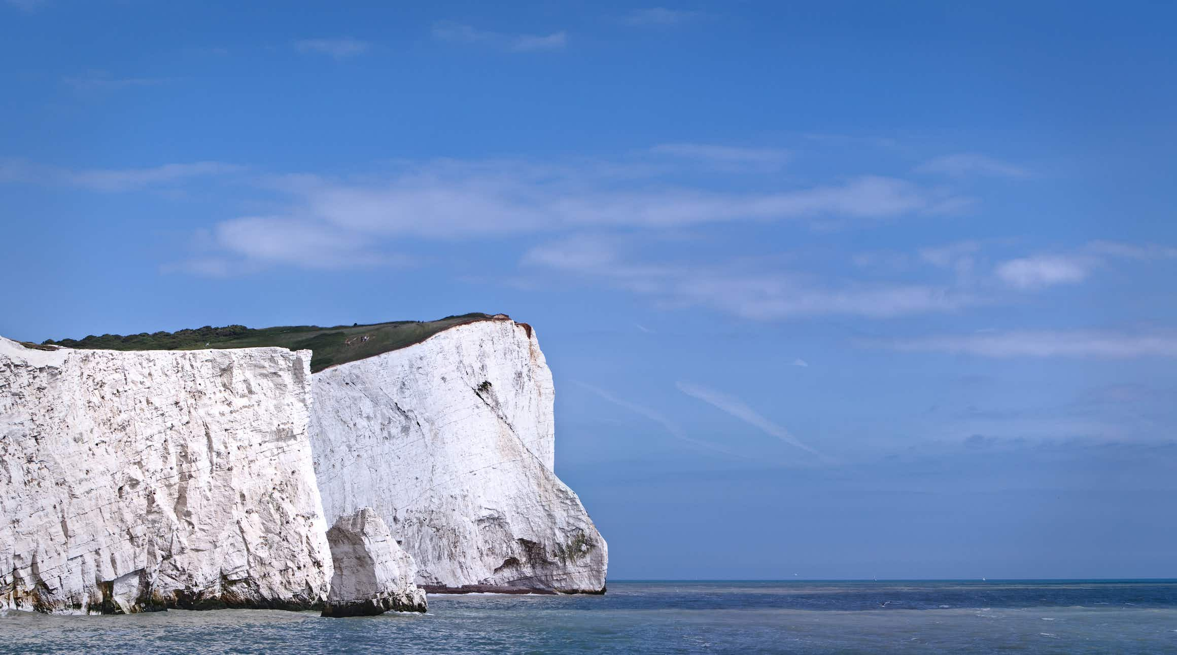 The White Cliffs of Dover are safe thanks to the public