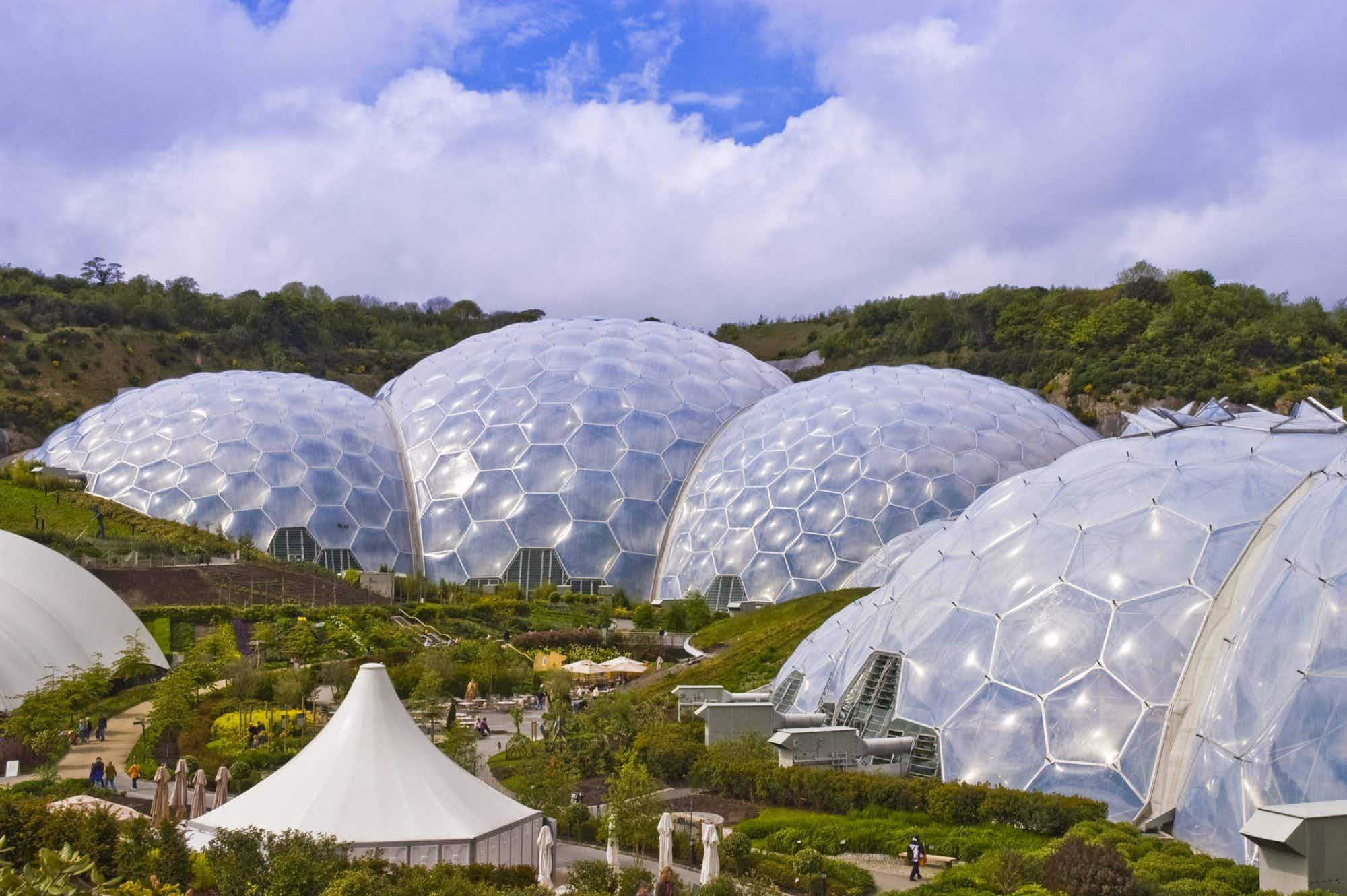 New Zealand's Christchurch could be about to get an Eden Project