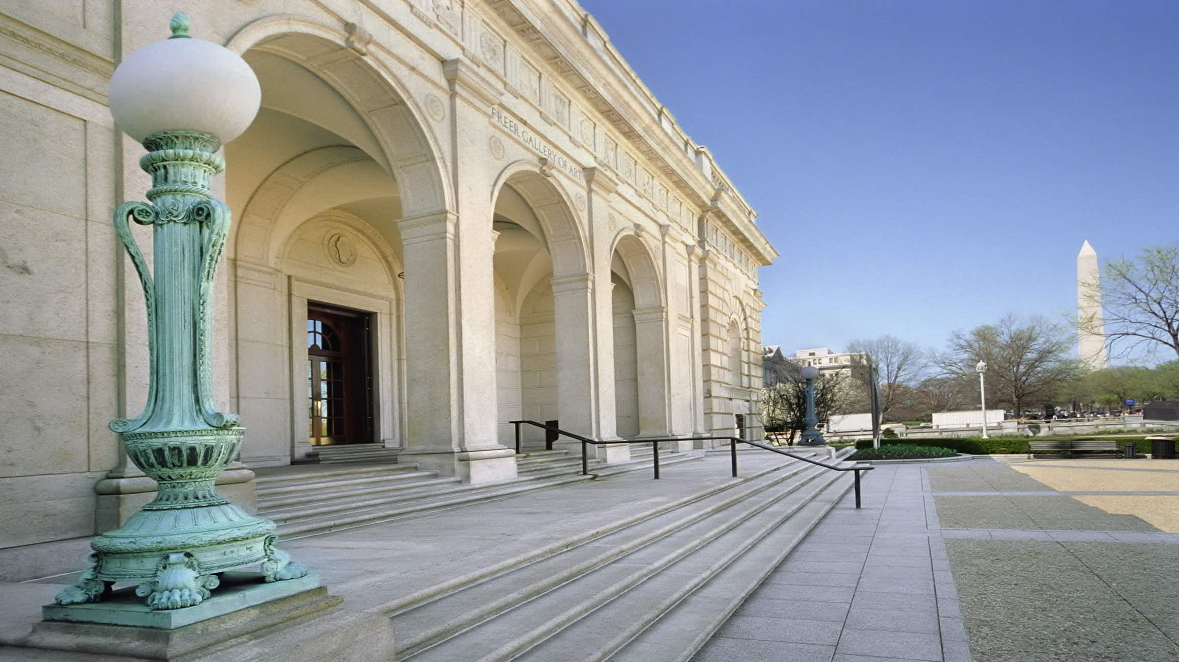 Washington DC's Asian Art museums reopen with a state-of-the-art cultural festival