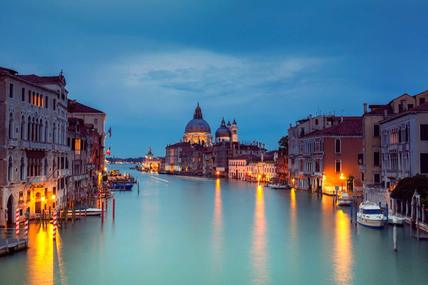 Day-trippers to Venice are set to be charged an entry fee
