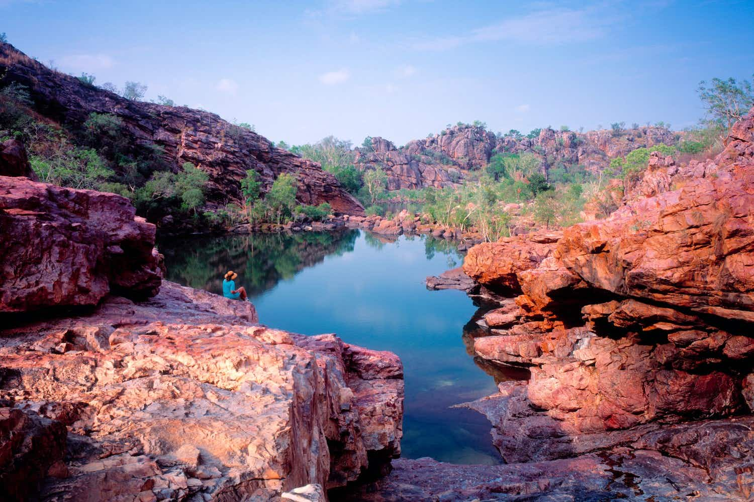 Australia's Kakadu National Park is looking for a new manager