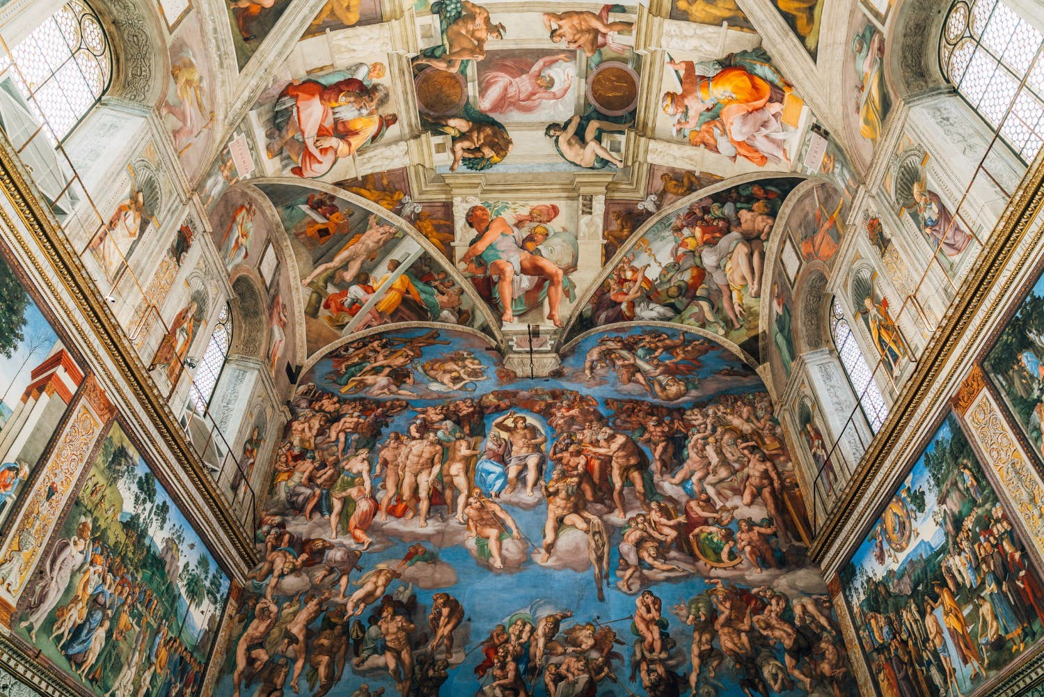 The Vatican's Sistine Chapel show will have lasers, acrobats and Sting -  Lonely Planet