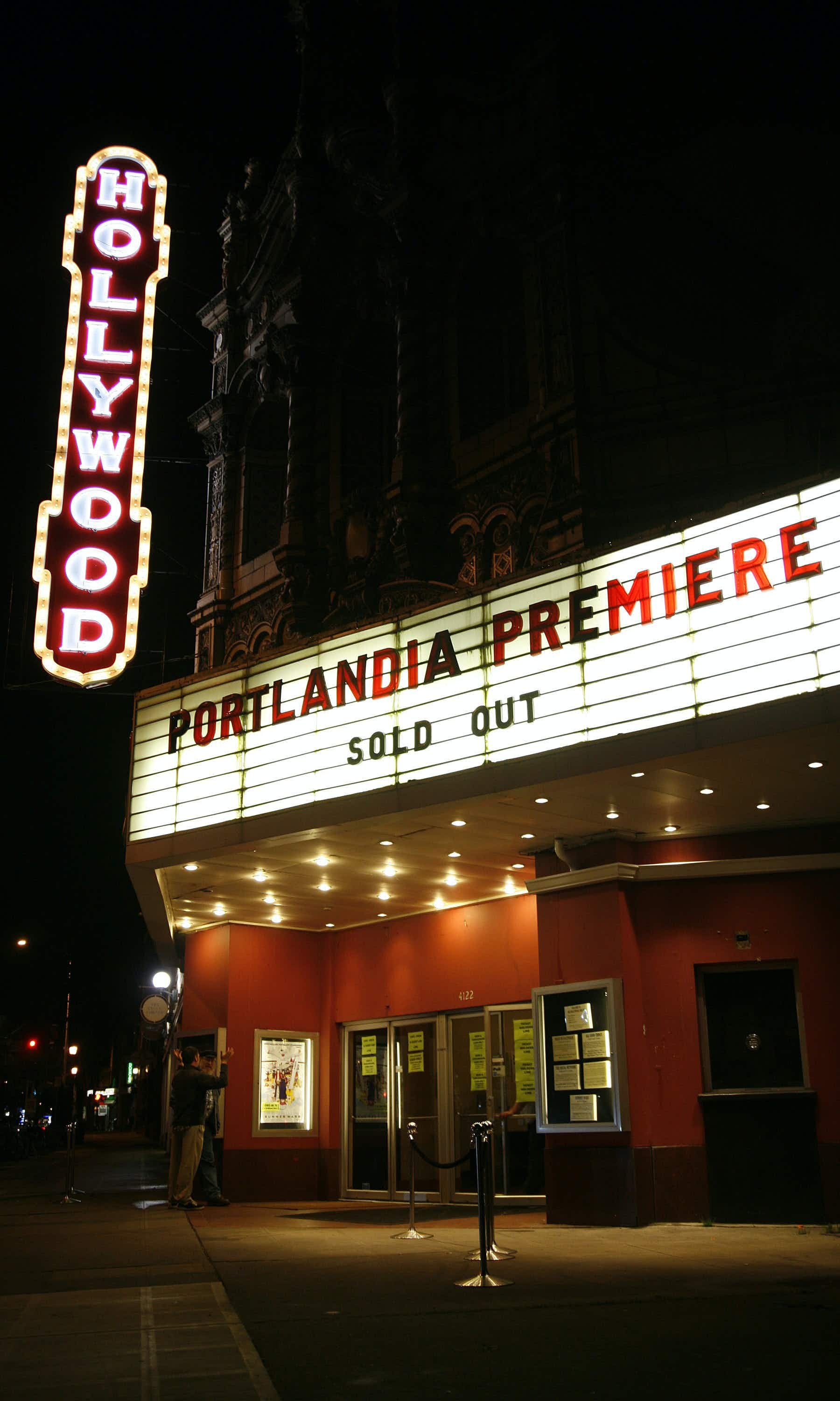 Hollywood Theatre splashes the cash to save iconic Portland video store