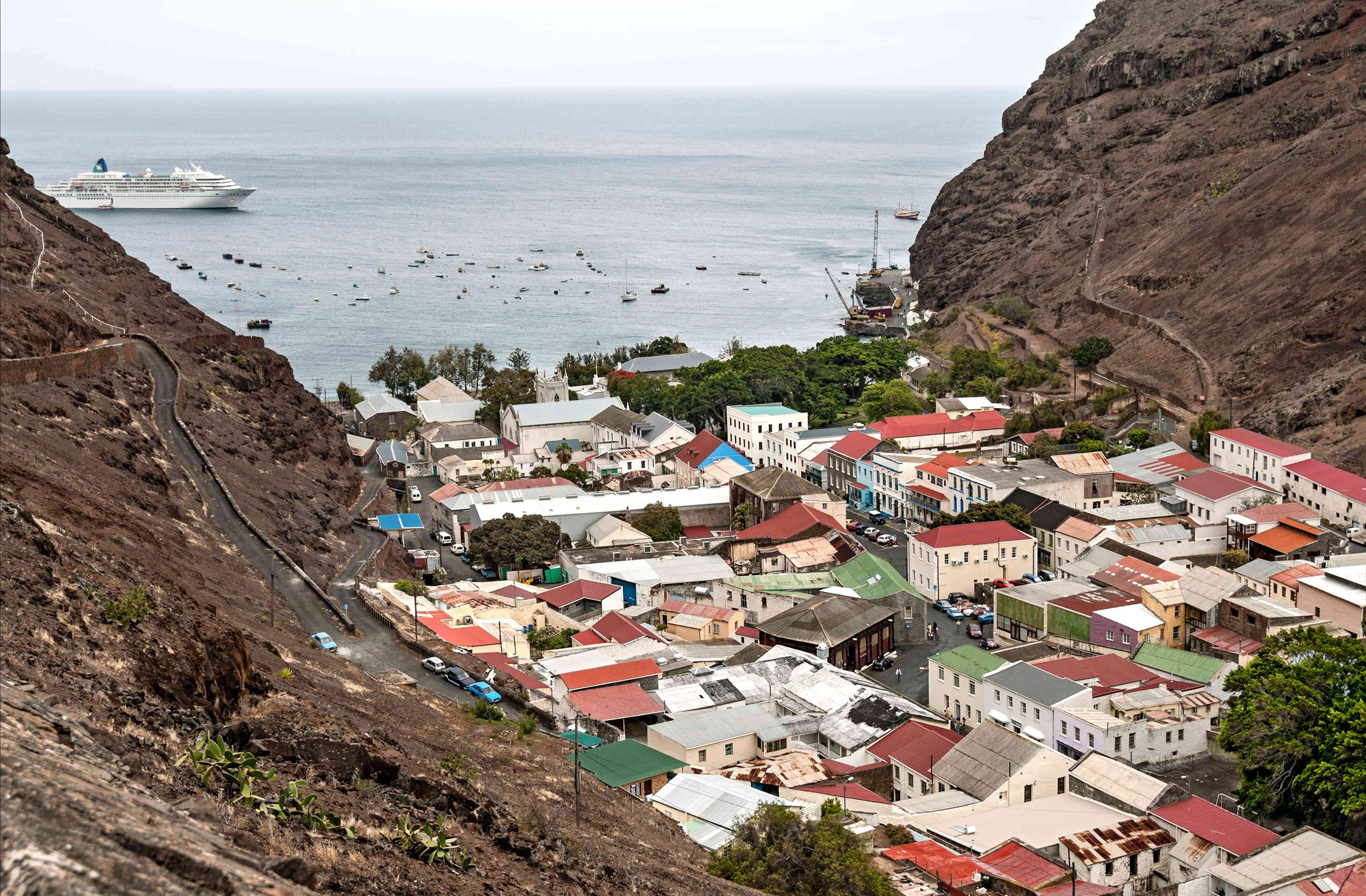 St Helena to be reunited with the rest of the world with first commercial flight